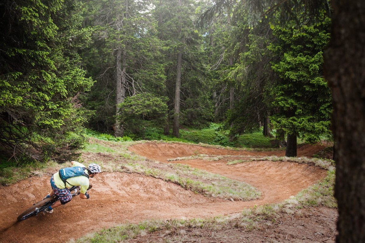Photo: Lenzerheide Bike Park