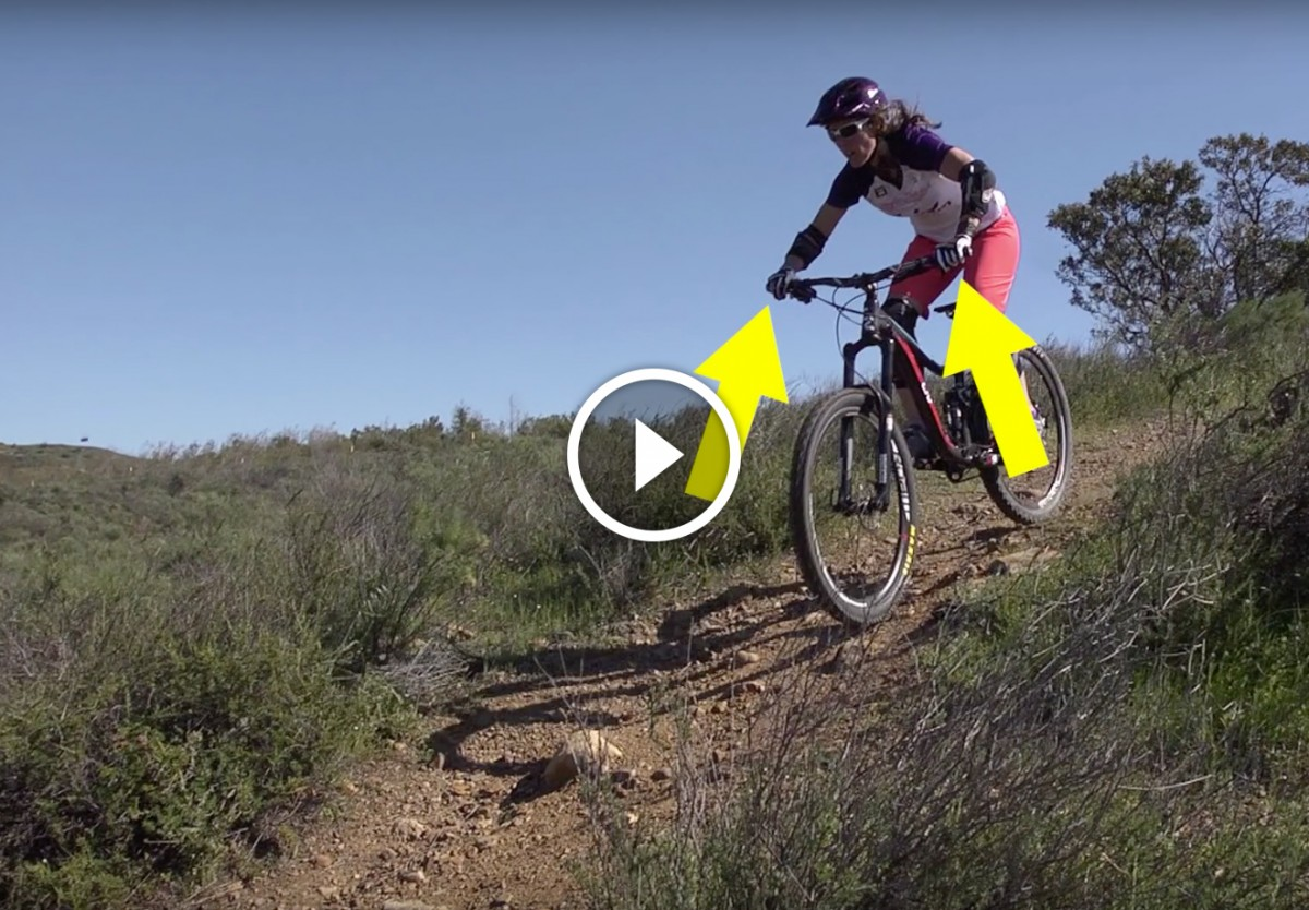 Video: Mountain Bike Skills 101 - Downhill Riding Position ...
