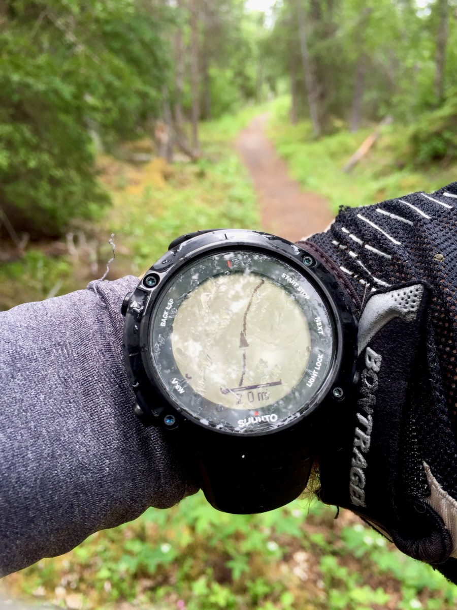 The Ambit3's navigation is very intuitive and incredibly helpful when finding your way through the woods