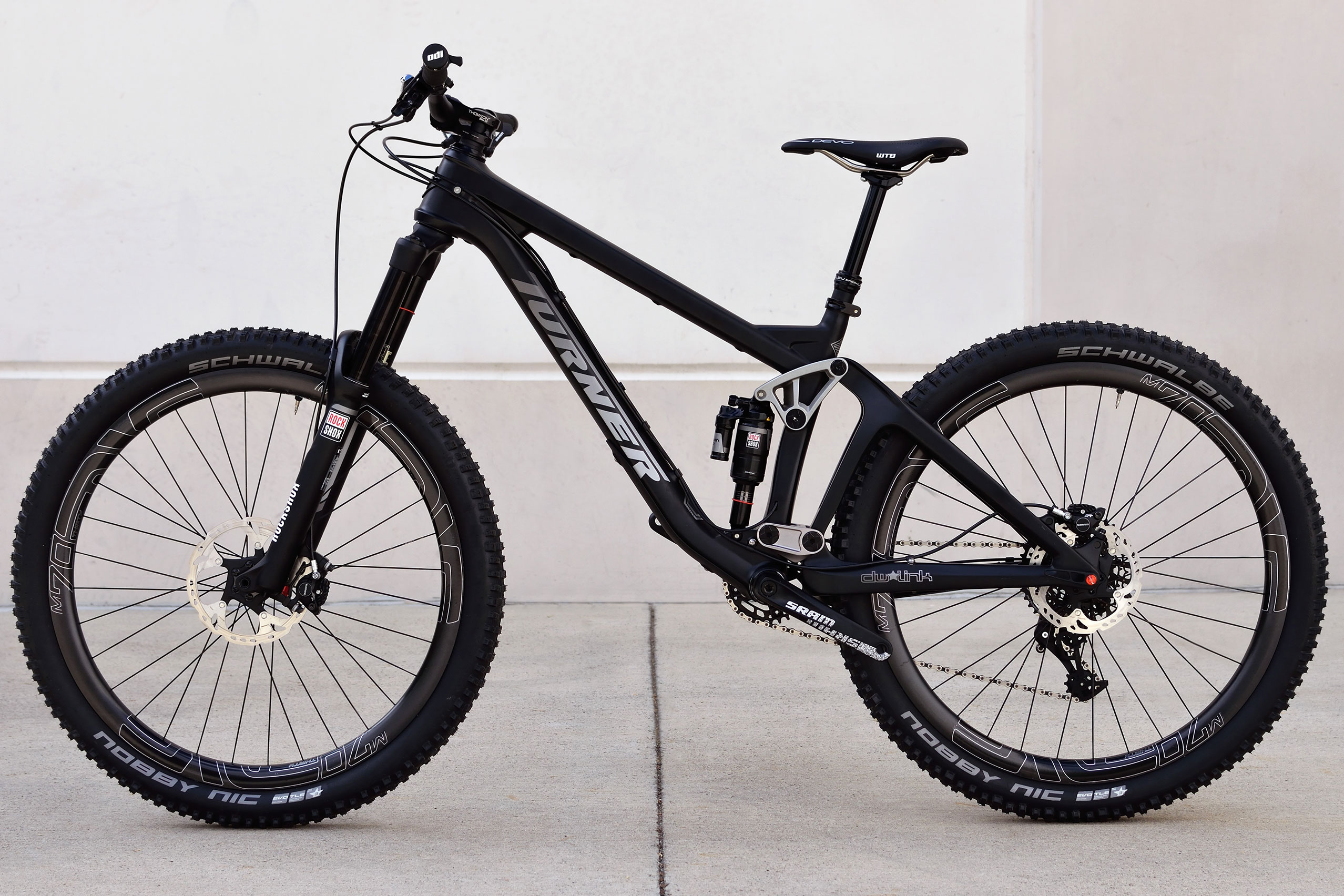 News: Turner Announces New RFX v4.0 - Singletracks Mountain Bike News