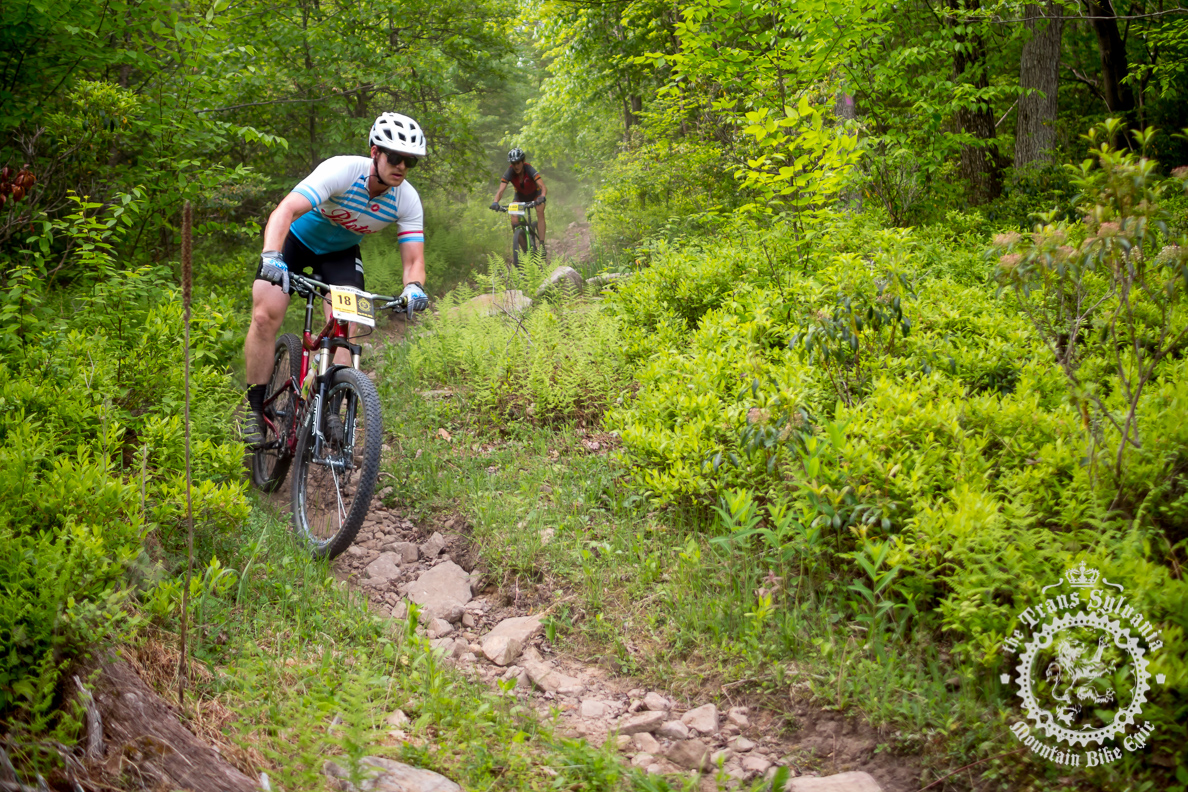 All the trails in PA look like this, at least that I rode (photo: TSEpic Media Team)
