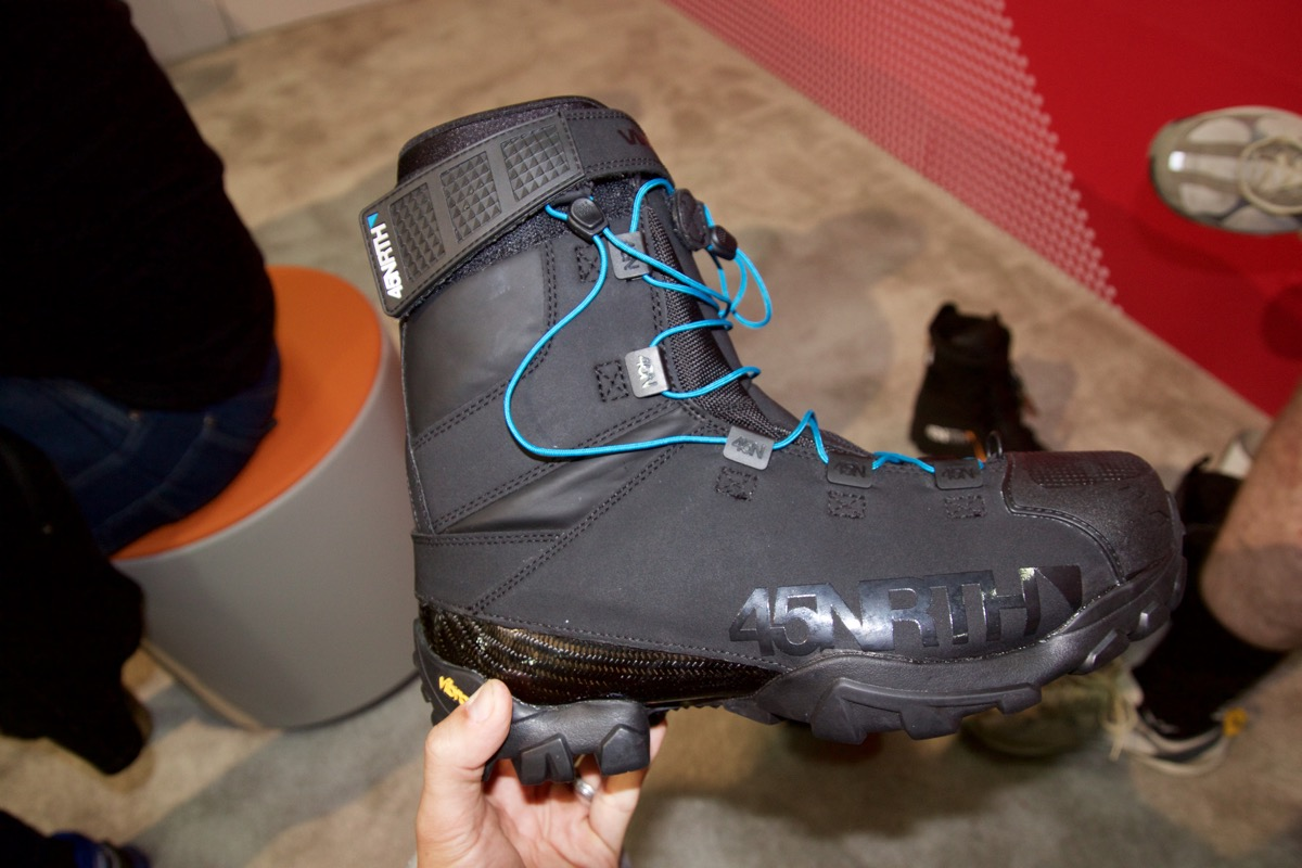 45nrth Launches 3 New Extreme Cold Weather Cycling Boots
