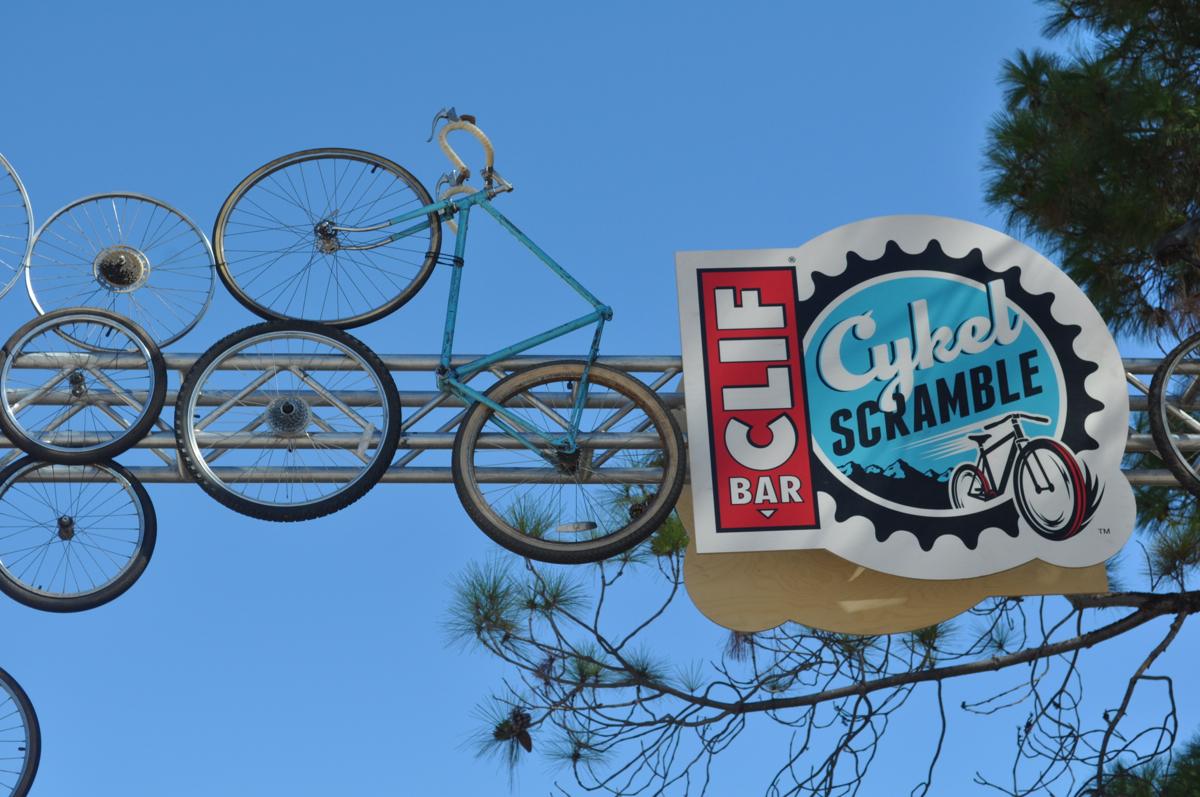 Clif Cykel Scramble