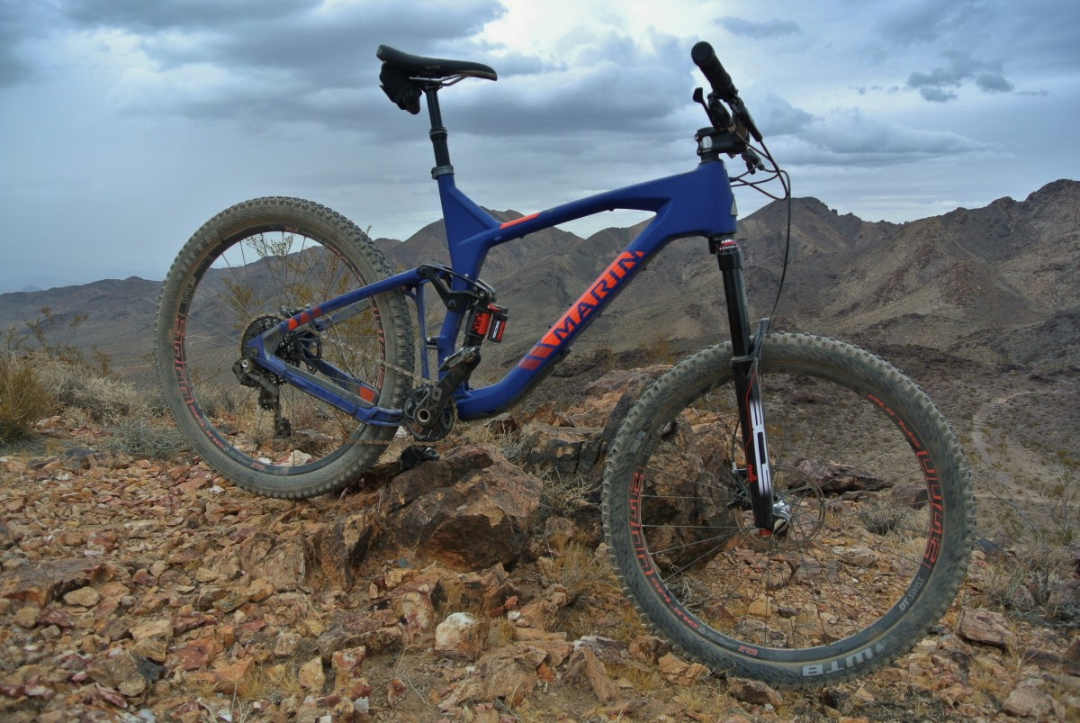 3eea2ddcf70 Test Ride Review: Marin Attack Trail 9 Carbon - Singletracks ...