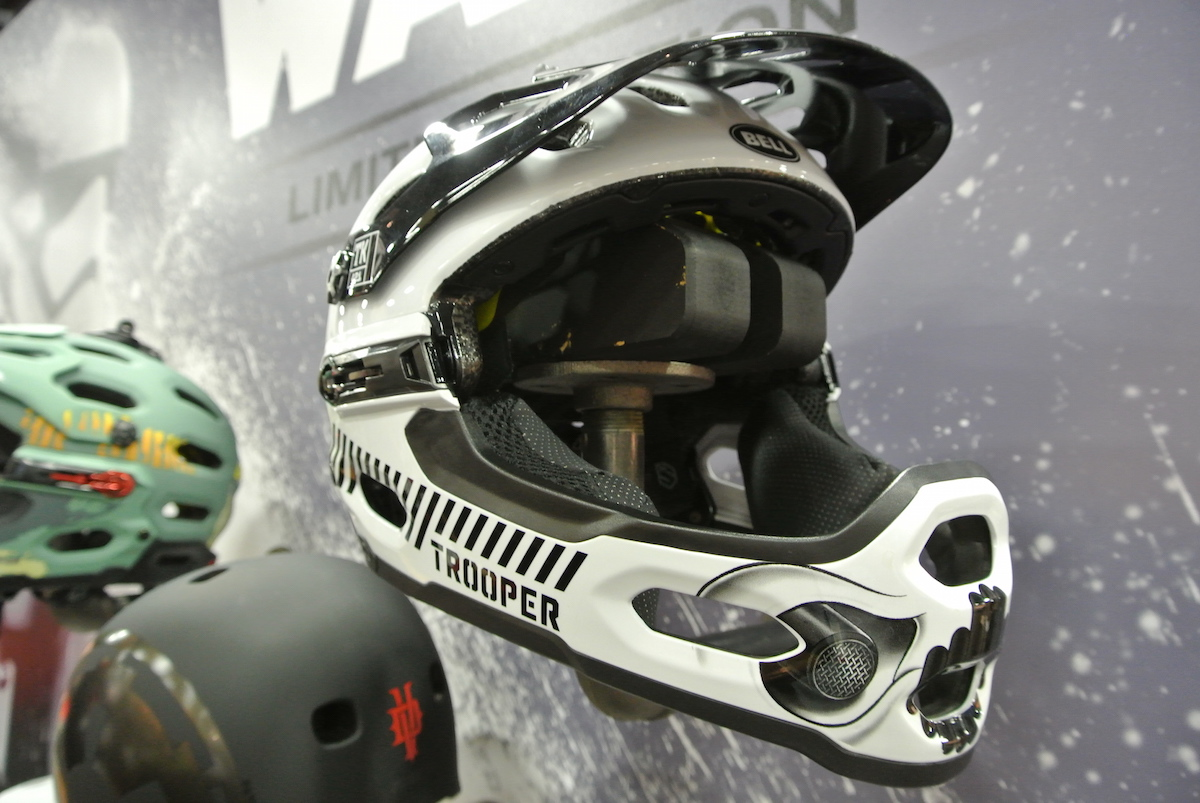 Bell Full Face Helmet >> Bell Launches Joy Ride Women's Mountain Bike Helmets and Limited Edition Star Wars Helmets ...