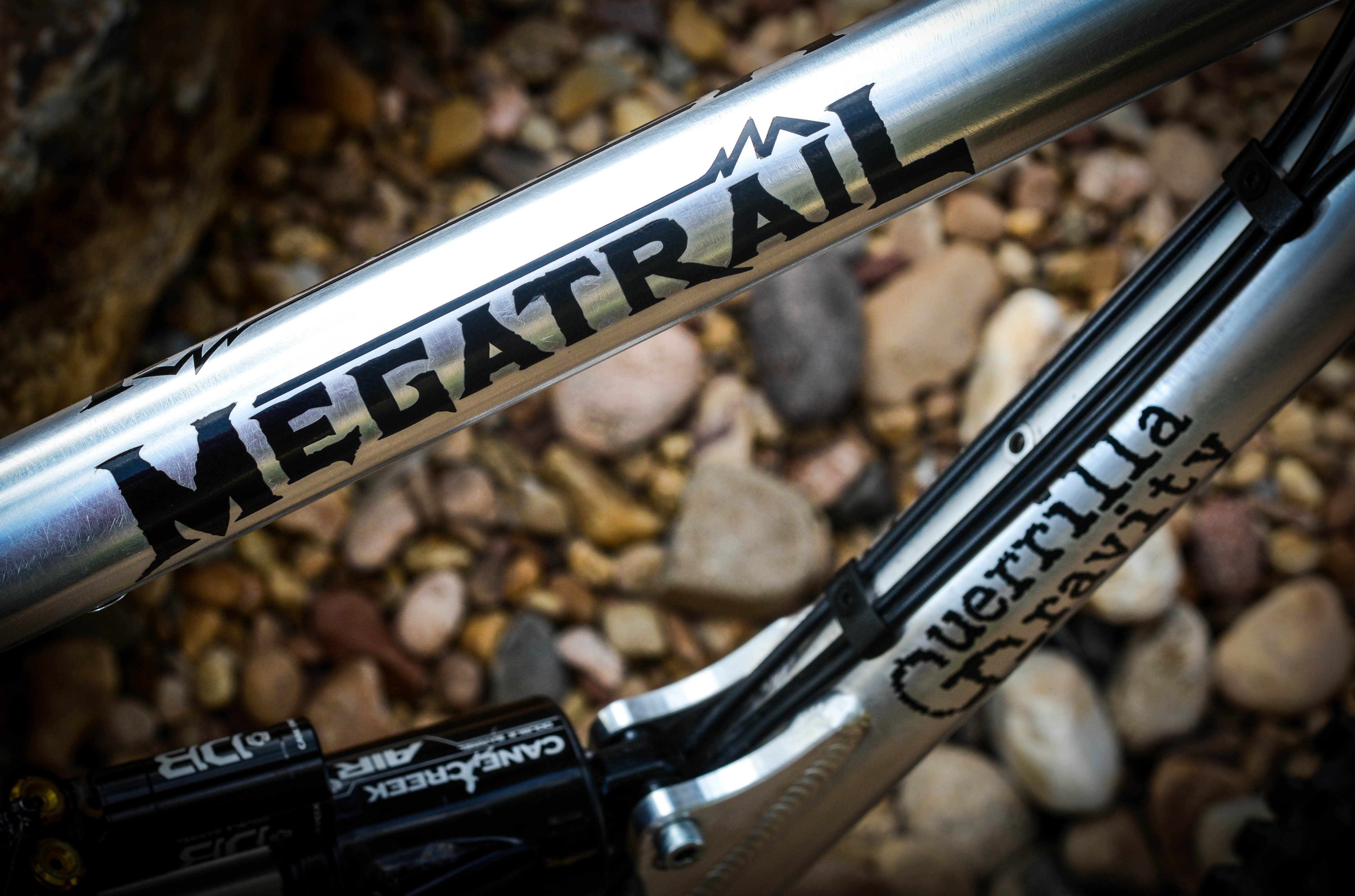 High quality aluminum and superior welds set this bike apart