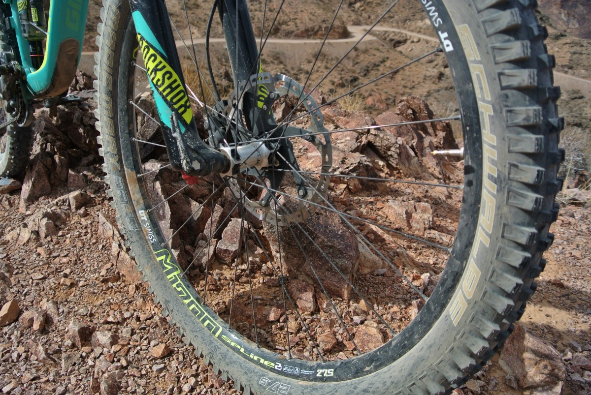 The Schwalbe Magic Mary left me impressed