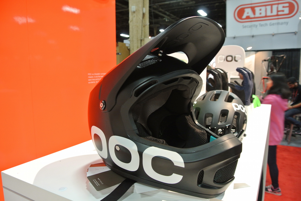 The new Coron full-face from POC