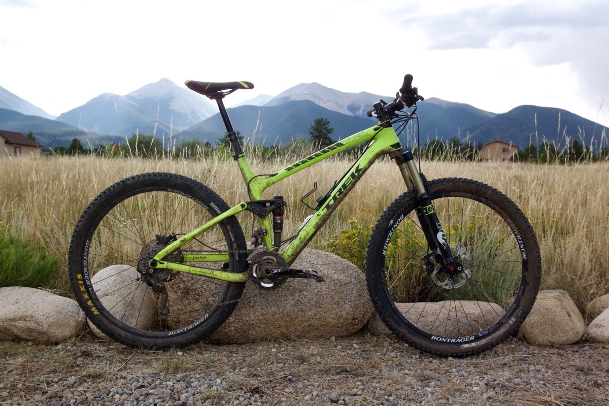 fcfafa67e24 Review: Trek Fuel EX 9.8, 27.5 - Singletracks Mountain Bike News