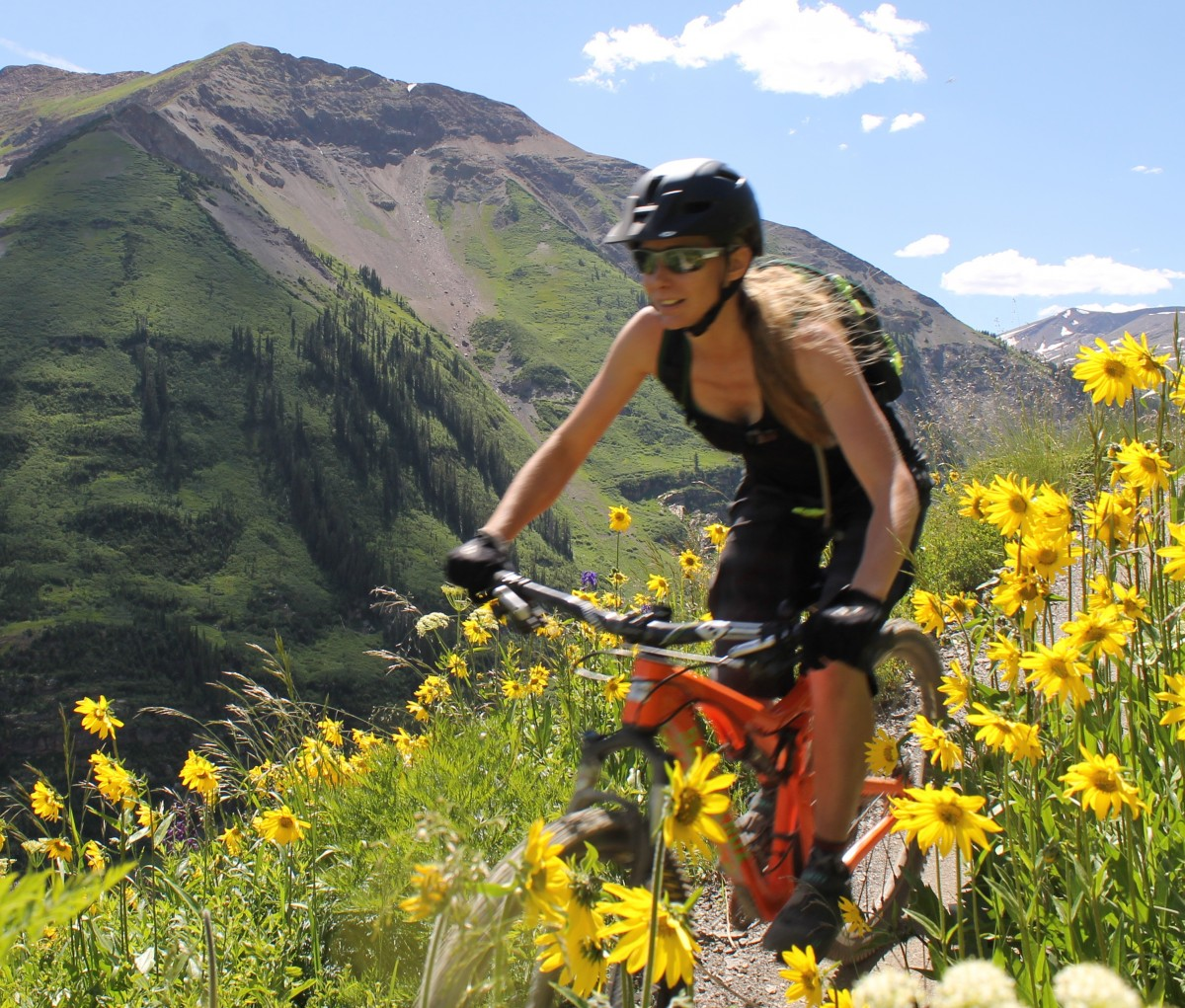 Rider: Mary S.