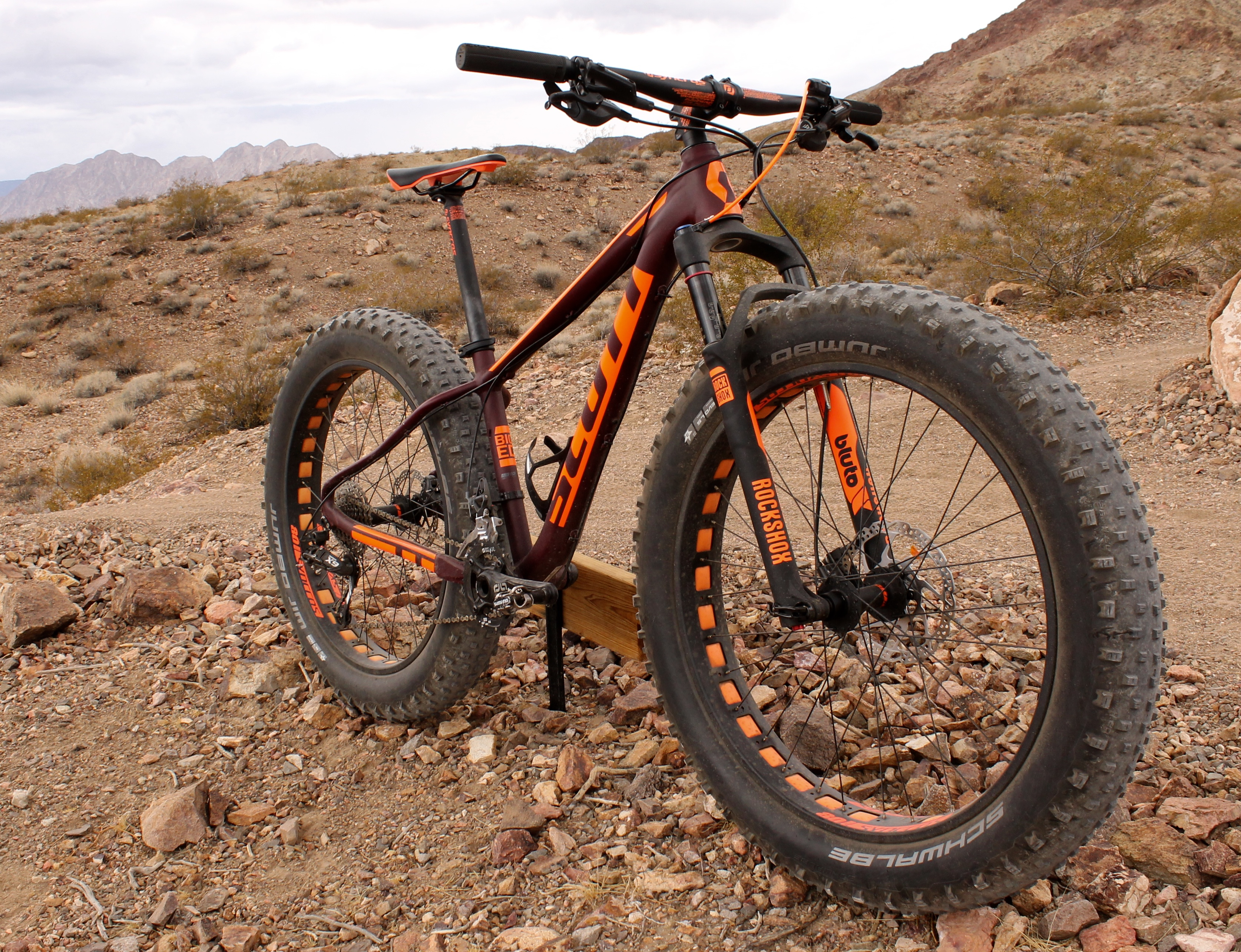 Test Ride Review 2016 Scott Big Ed Fat Bike
