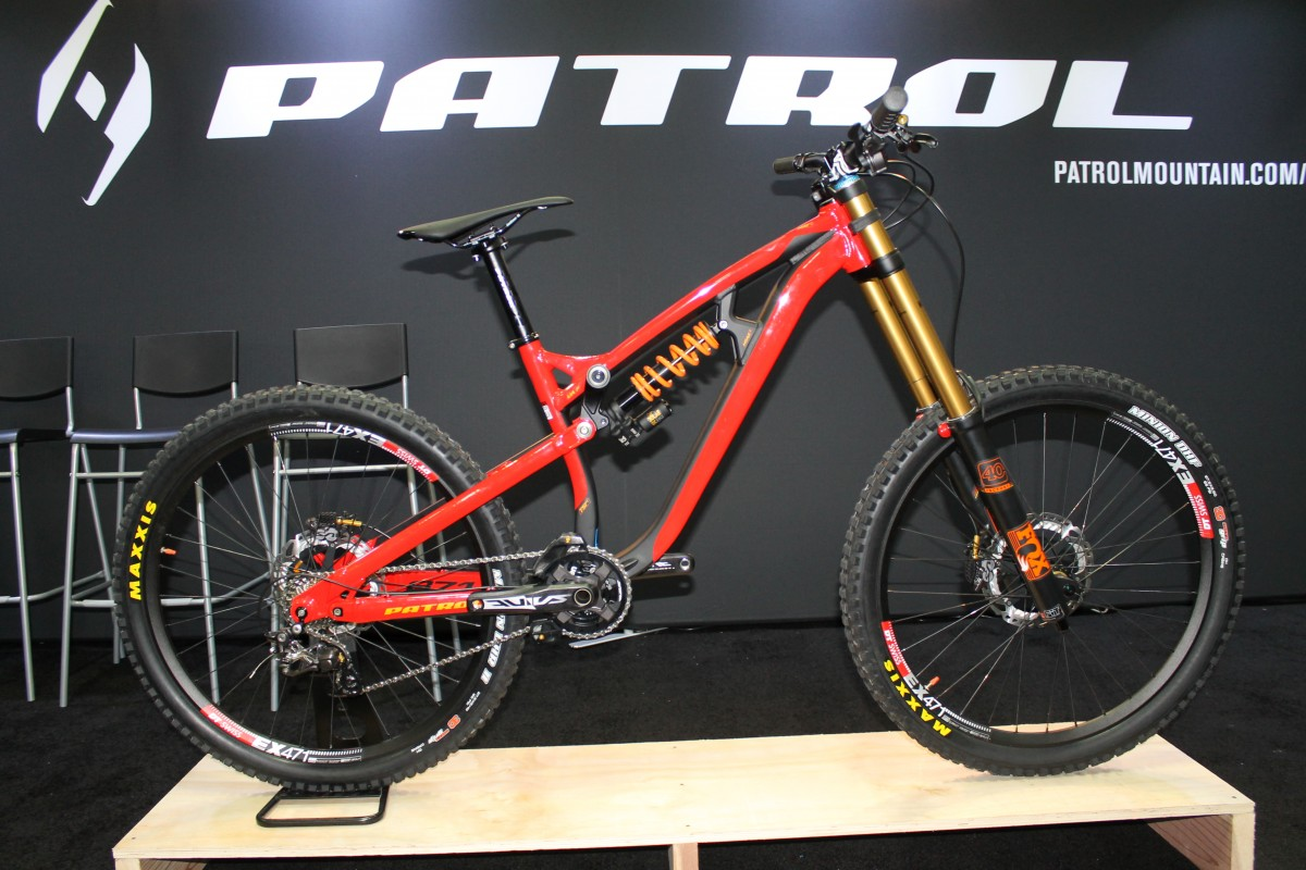 The Patrol Brand Launches In The Us Teases 2 Brand New Bikes At