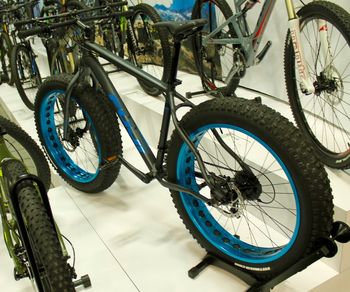 22 brand-new fat bikes for 2015