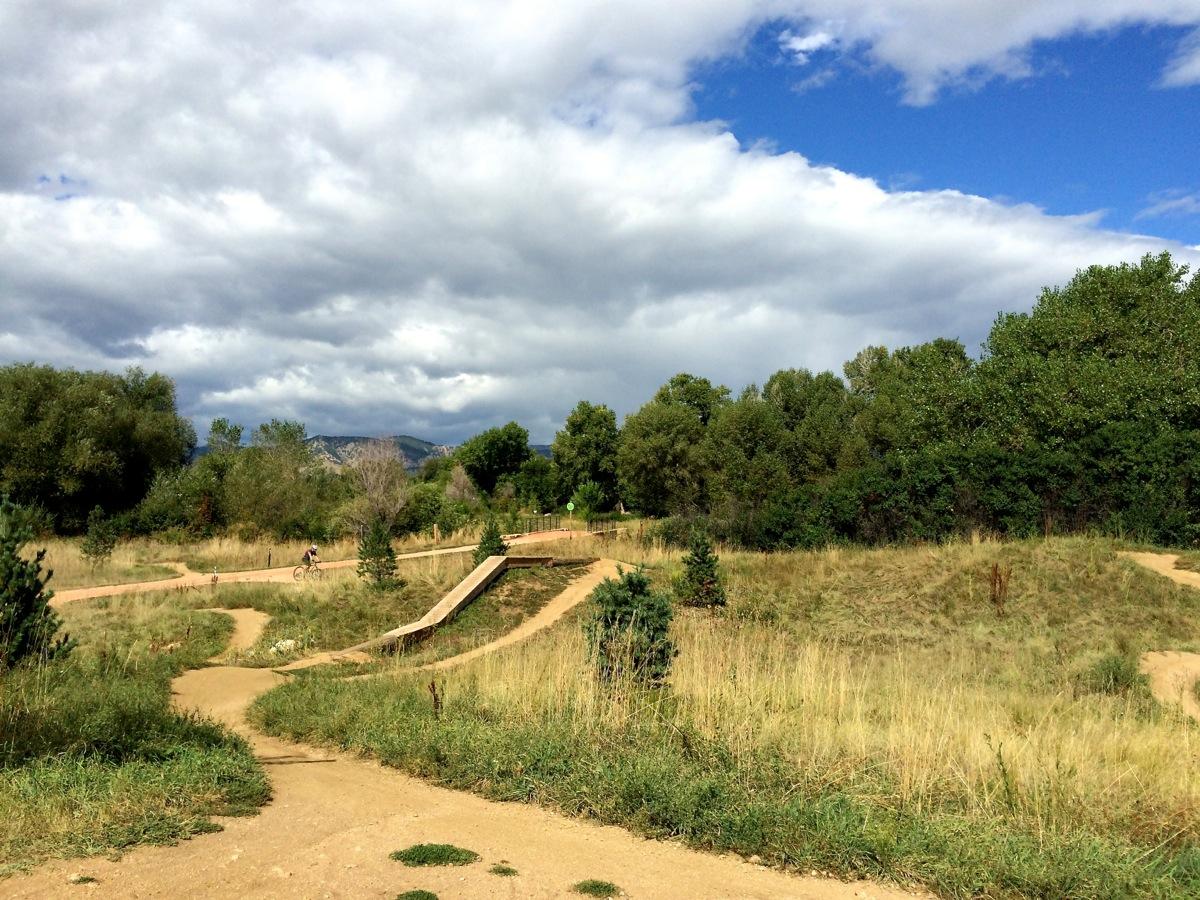 Intermediate trails.