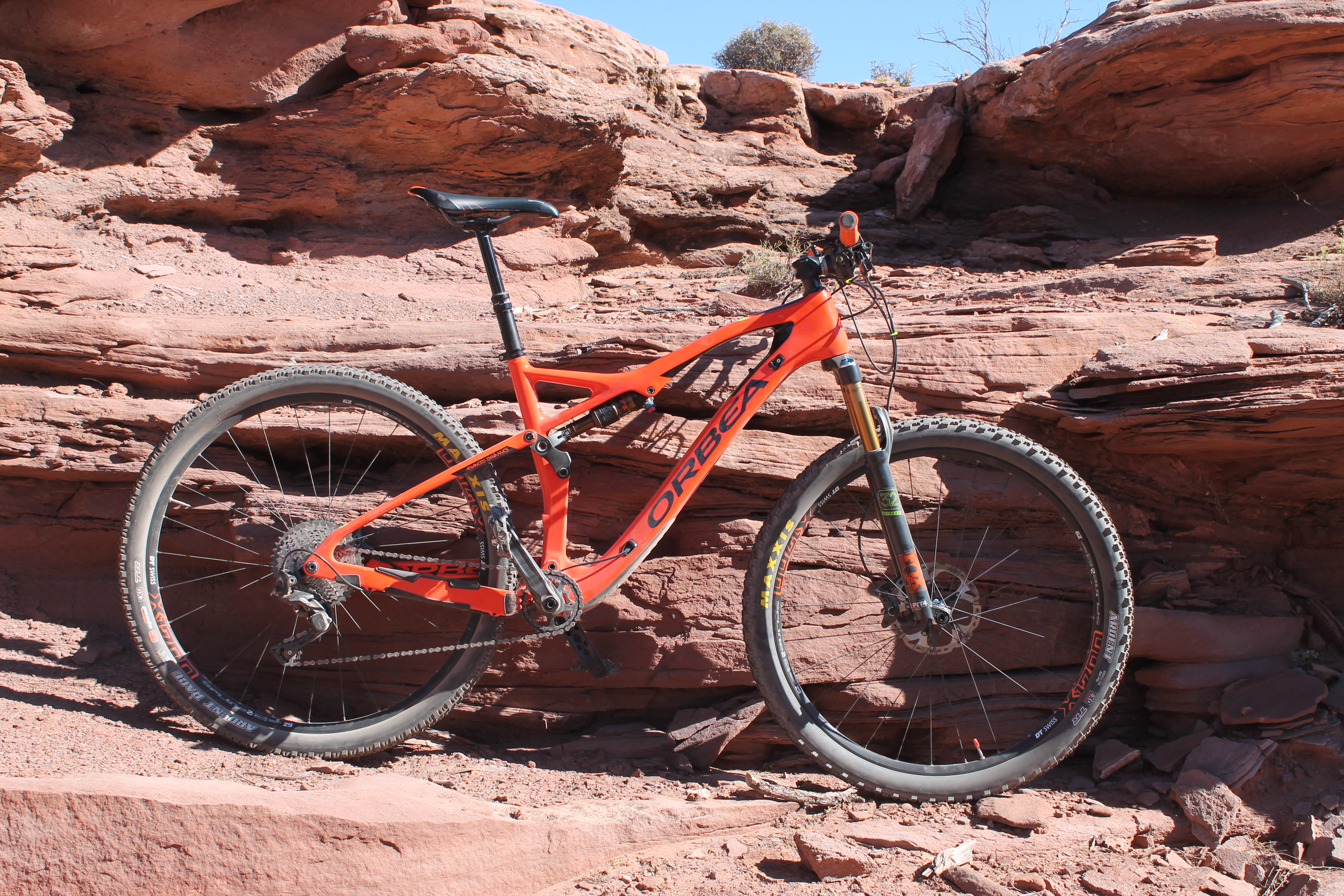 Test Ride Review: Orbea Occam TR - Singletracks Mountain Bike News