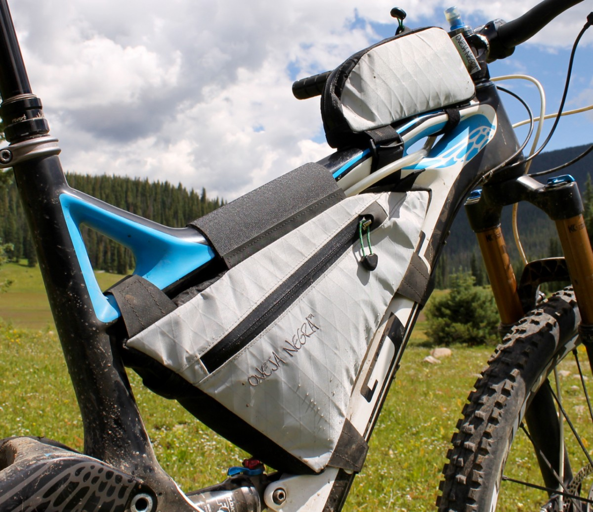 Bike handlebar and frame bags  mecca