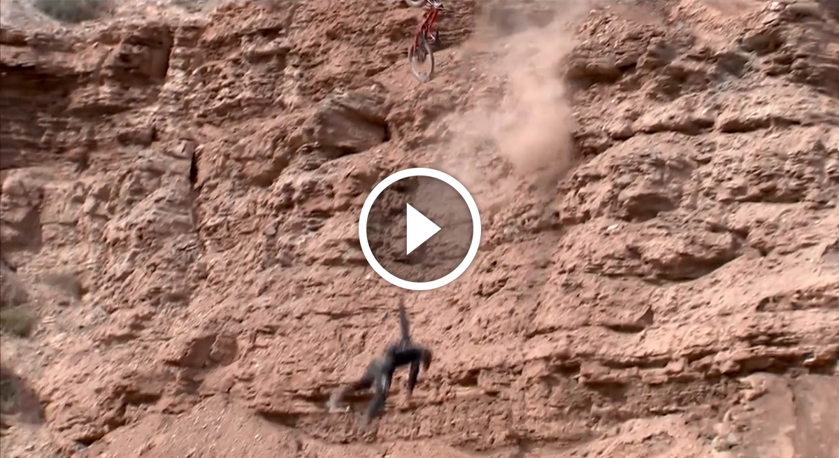 Video The Scariest Crashes In 10 Years Of Rampage History