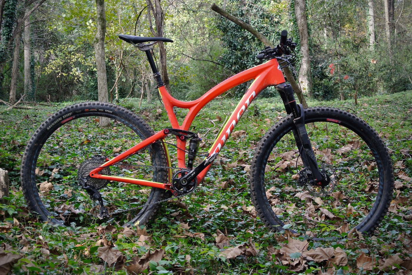 On Review: Niner JET 9 Carbon - Singletracks Mountain Bike News