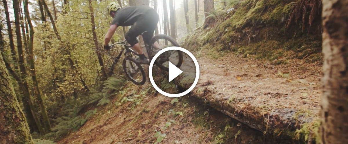 Best Full Suspension Mountain Bike >> Video: Hardtail Downhill - Singletracks Mountain Bike News