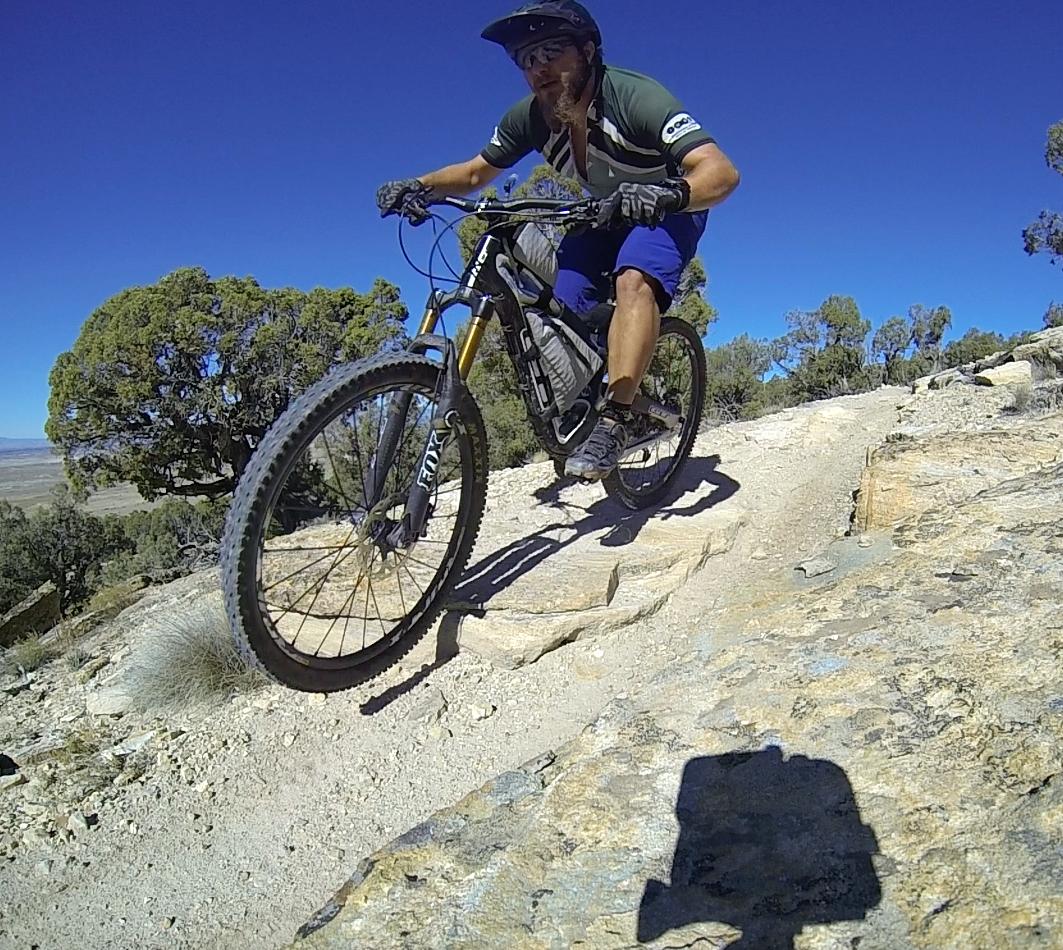 Shoulder Season Exploration Sidewinder Trail Delta