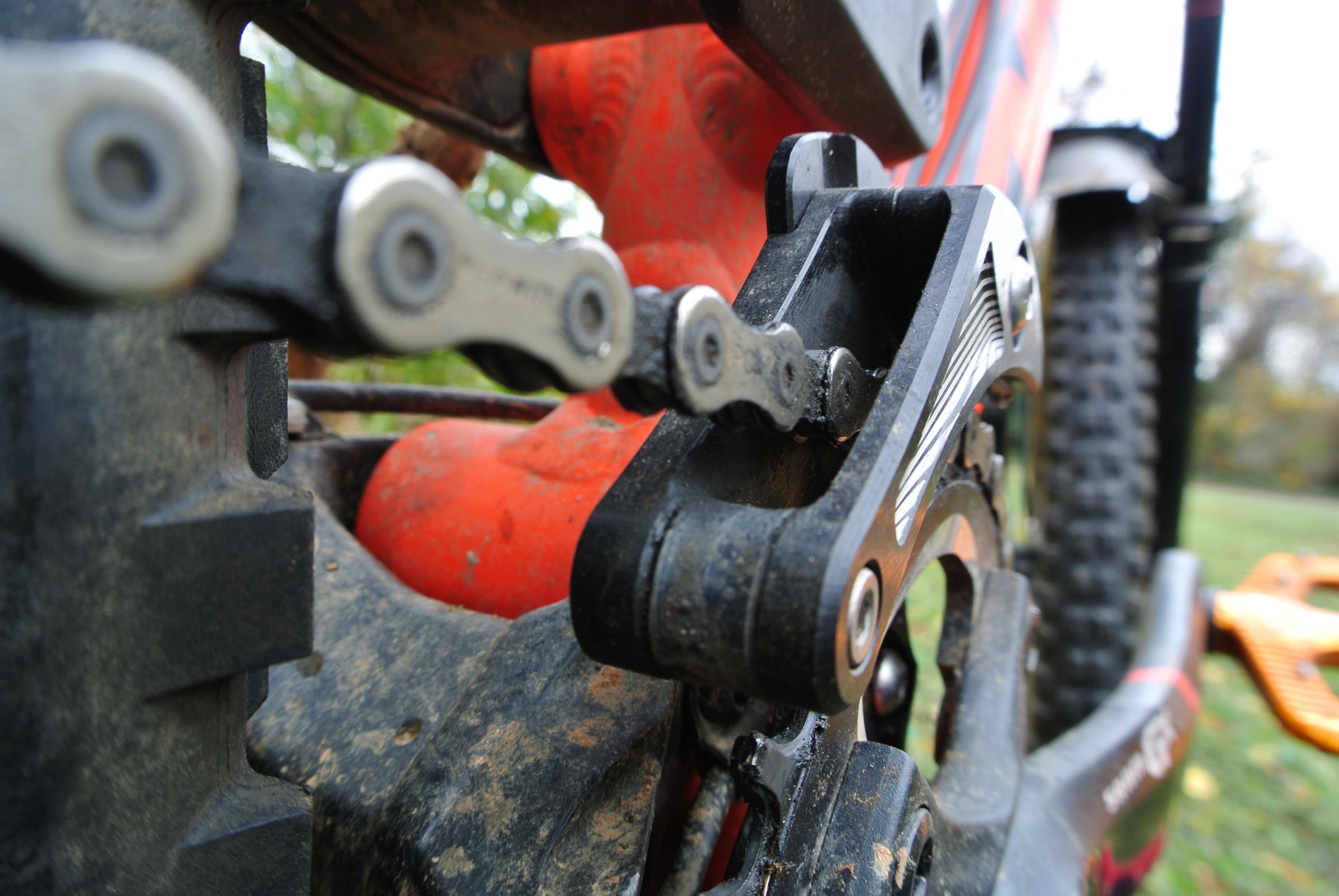 40e8ba5cca3 Hope Slick Chain Device Review - Singletracks Mountain Bike News