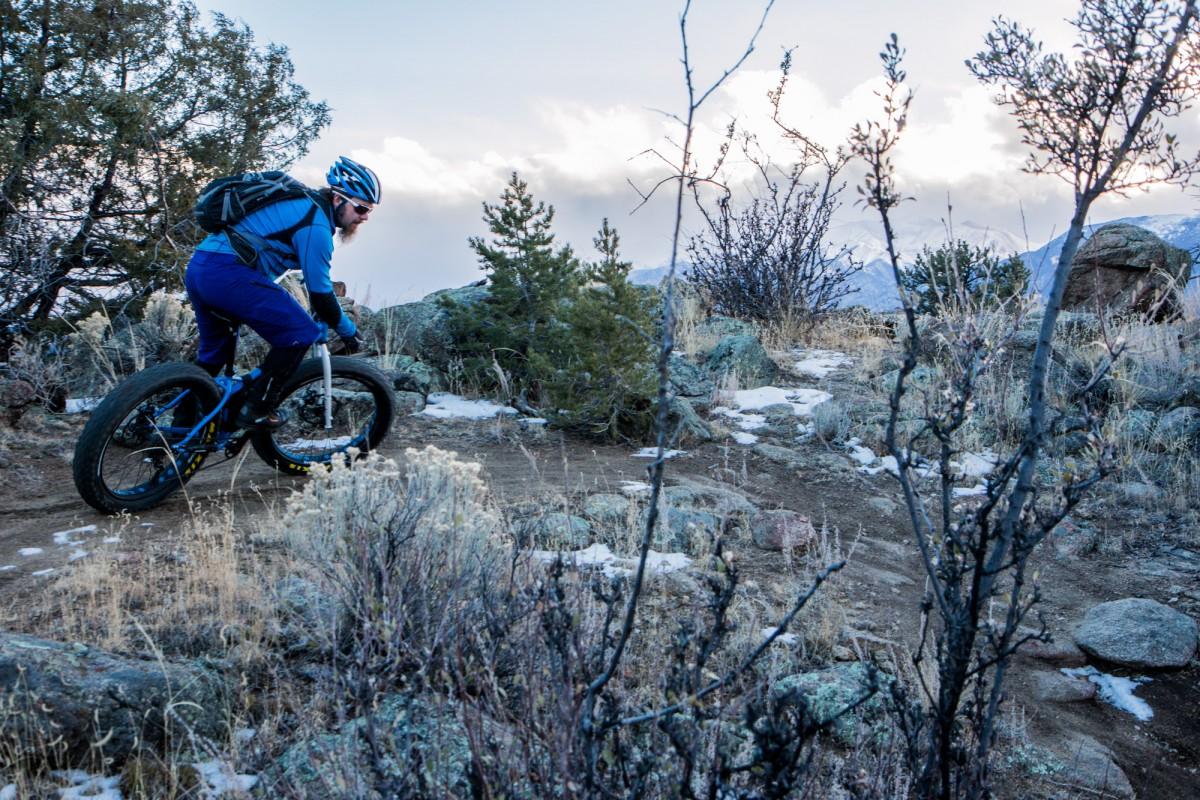Rider: Greg Heil. Photo: Vince Colvin