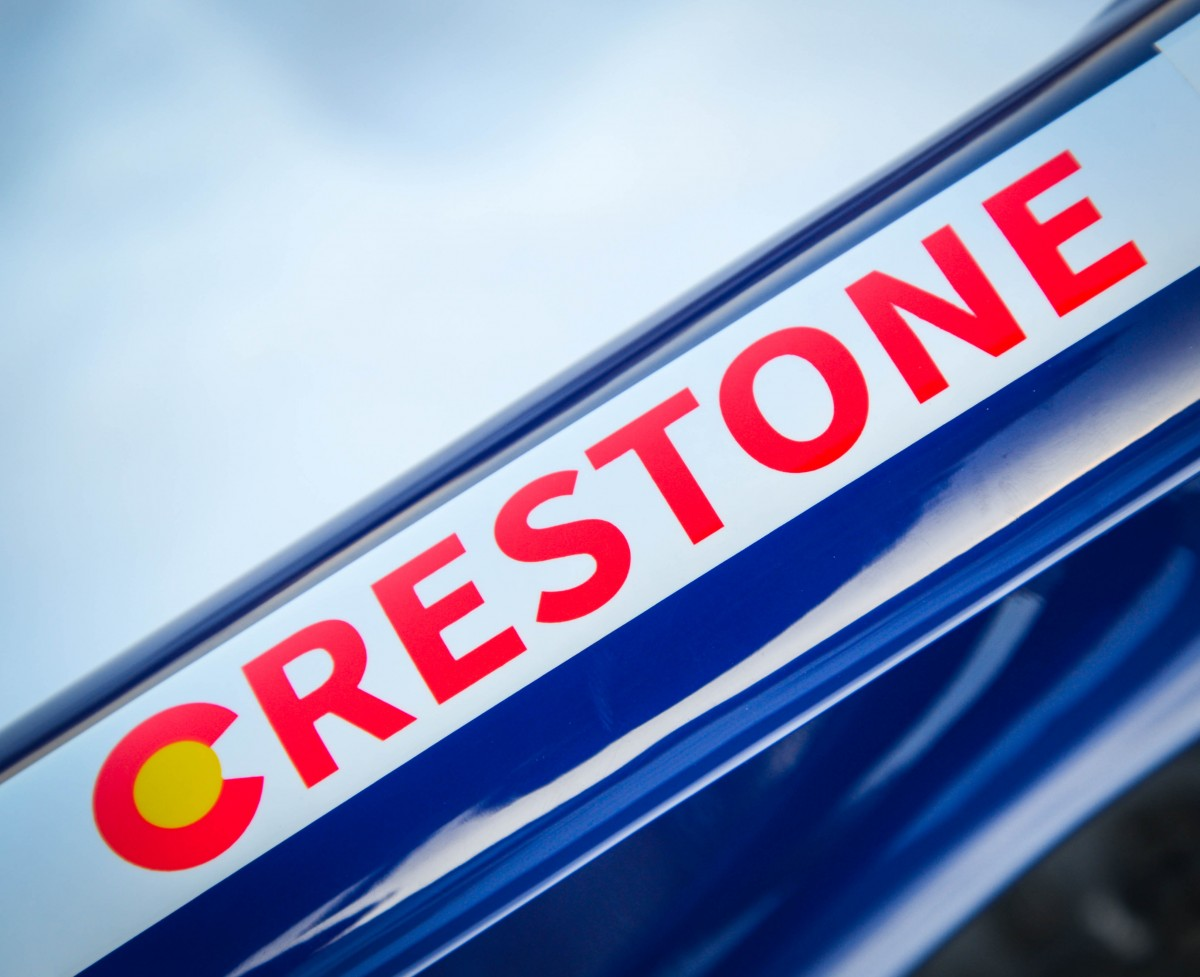 Ode to the Centennial state, the Crestone has paint that looks superb