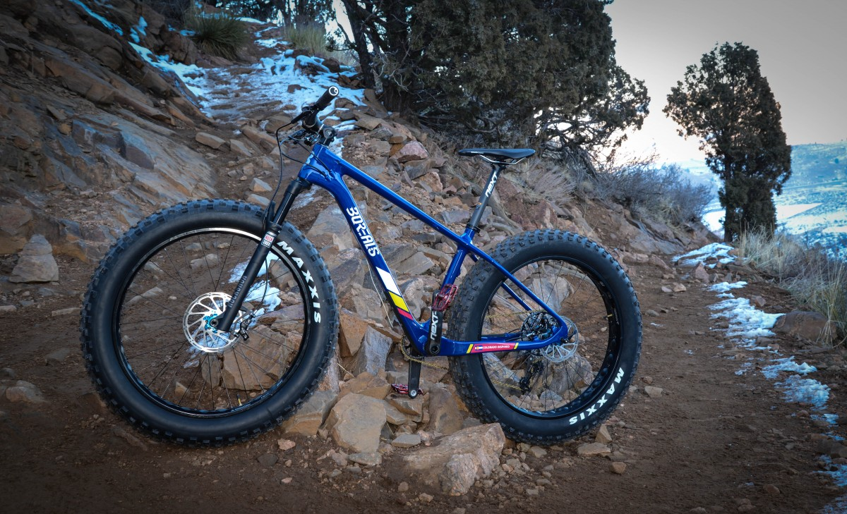 Capable in any terrain, so far the Crestone has been a blast to ride