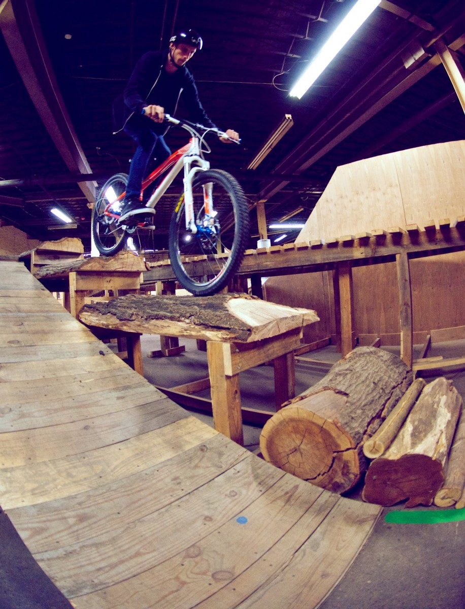 9 Great North American Indoor Mtb Parks To Mix Up Your