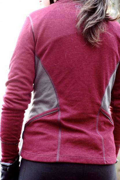 Back pockets. Photo: Evan Gross.