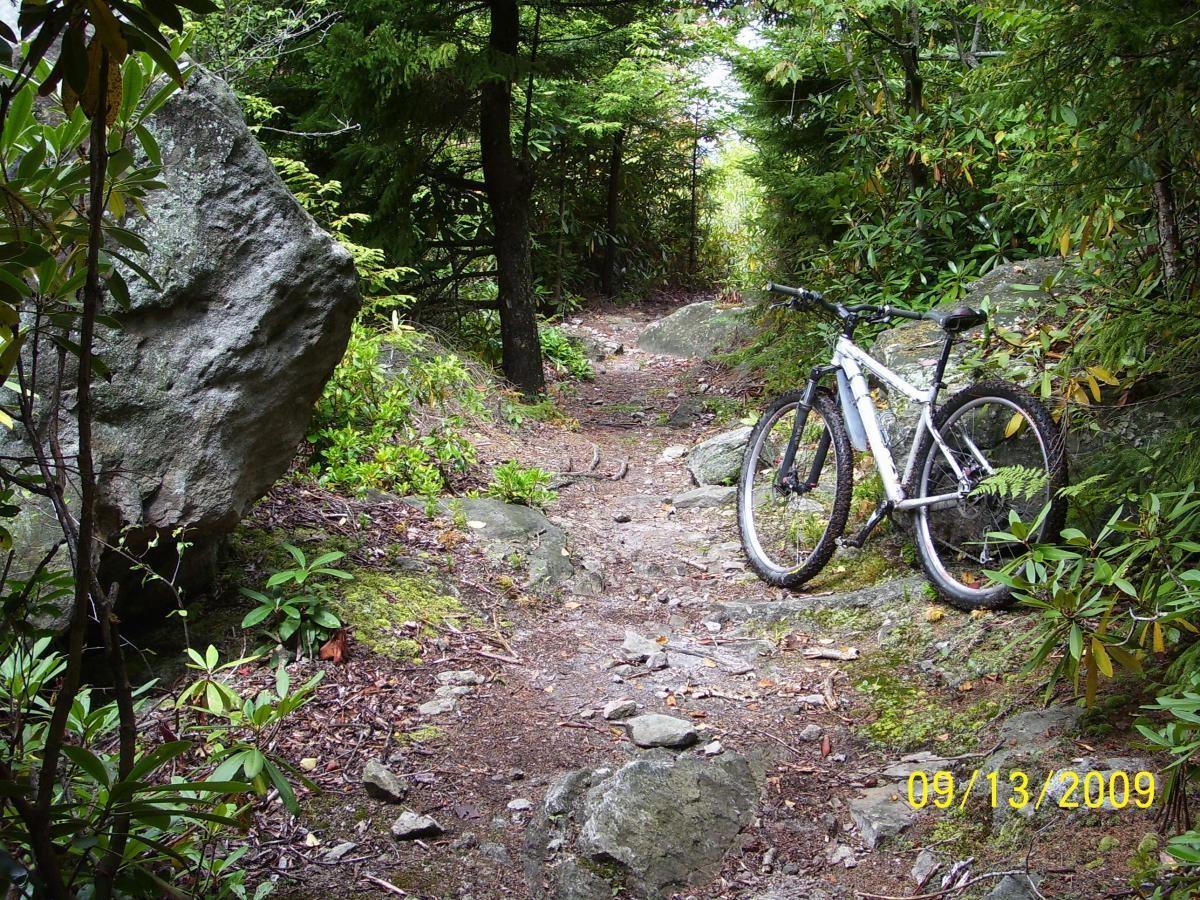 Plantation Trail. photo: Outdoornut.