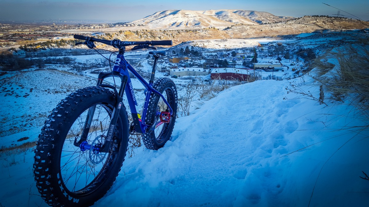 "The Crestone is unequivocally a ""high end"" fat bike ready for the dirtiest of trailwork"