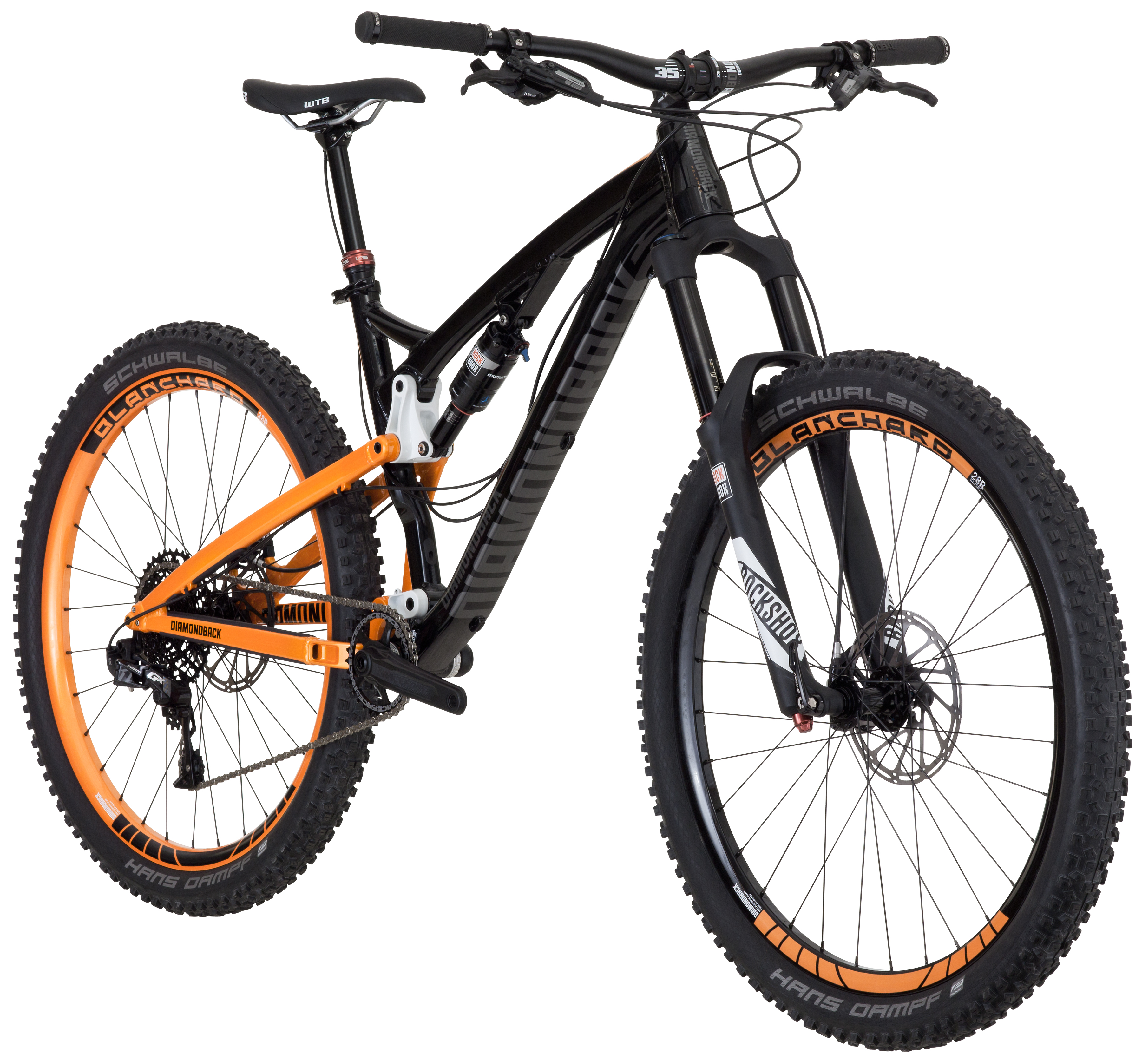Two New Trail Bikes From Diamondback The Catch And