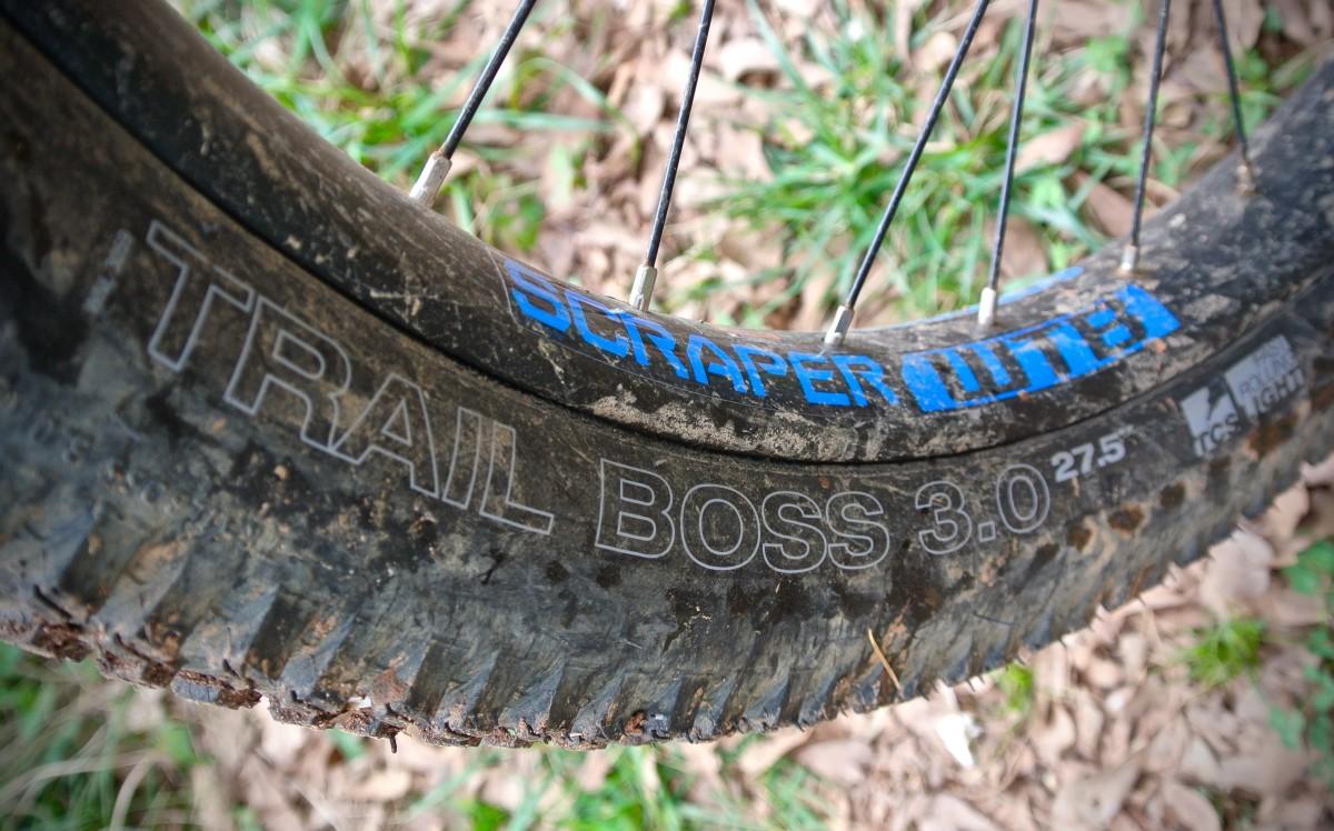 WTB's midfat Trail Boss 3.0