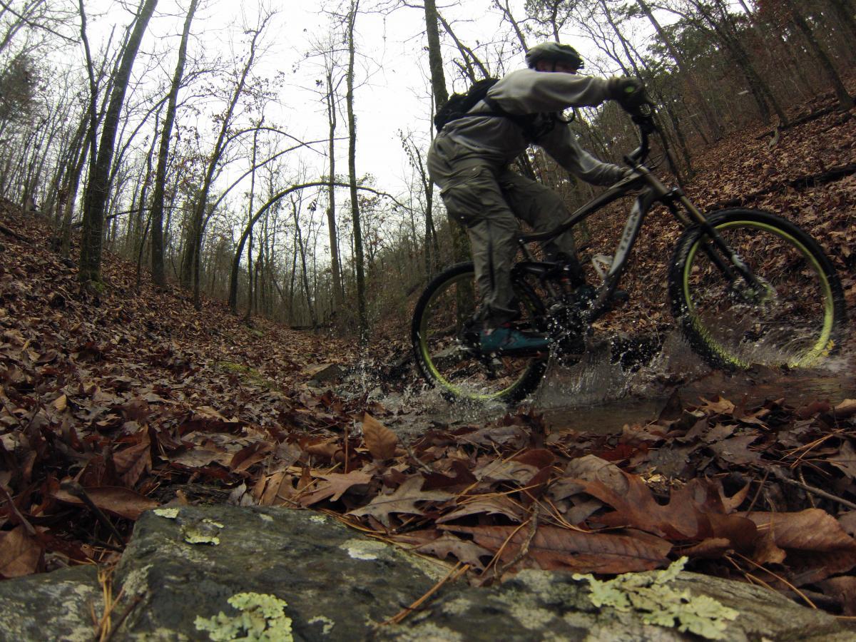 Five2ride The 5 Best Mountain Bike Trails In Arkansas