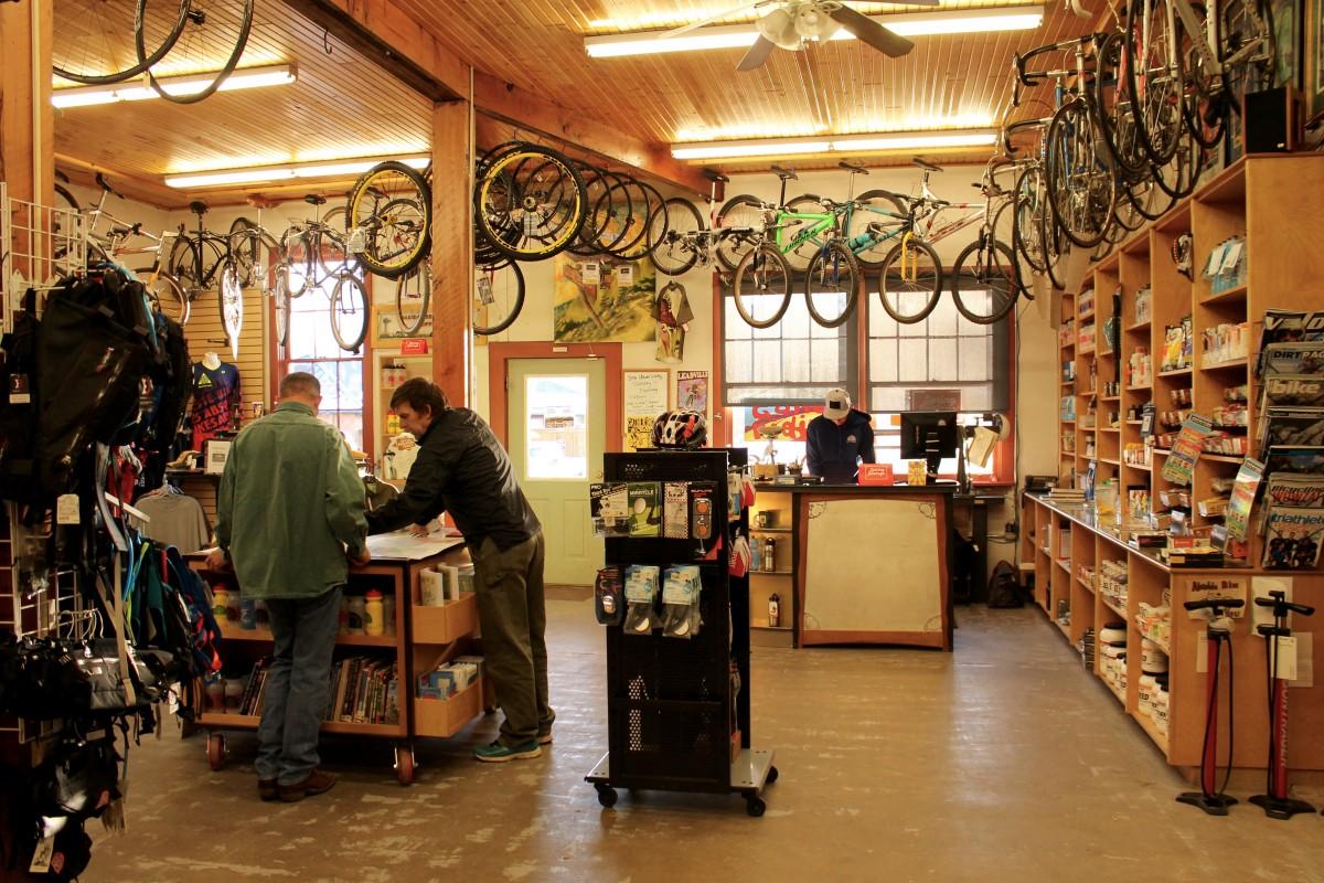 Absolute Bikes, Salida, Colorado. Photo: Greg Heil