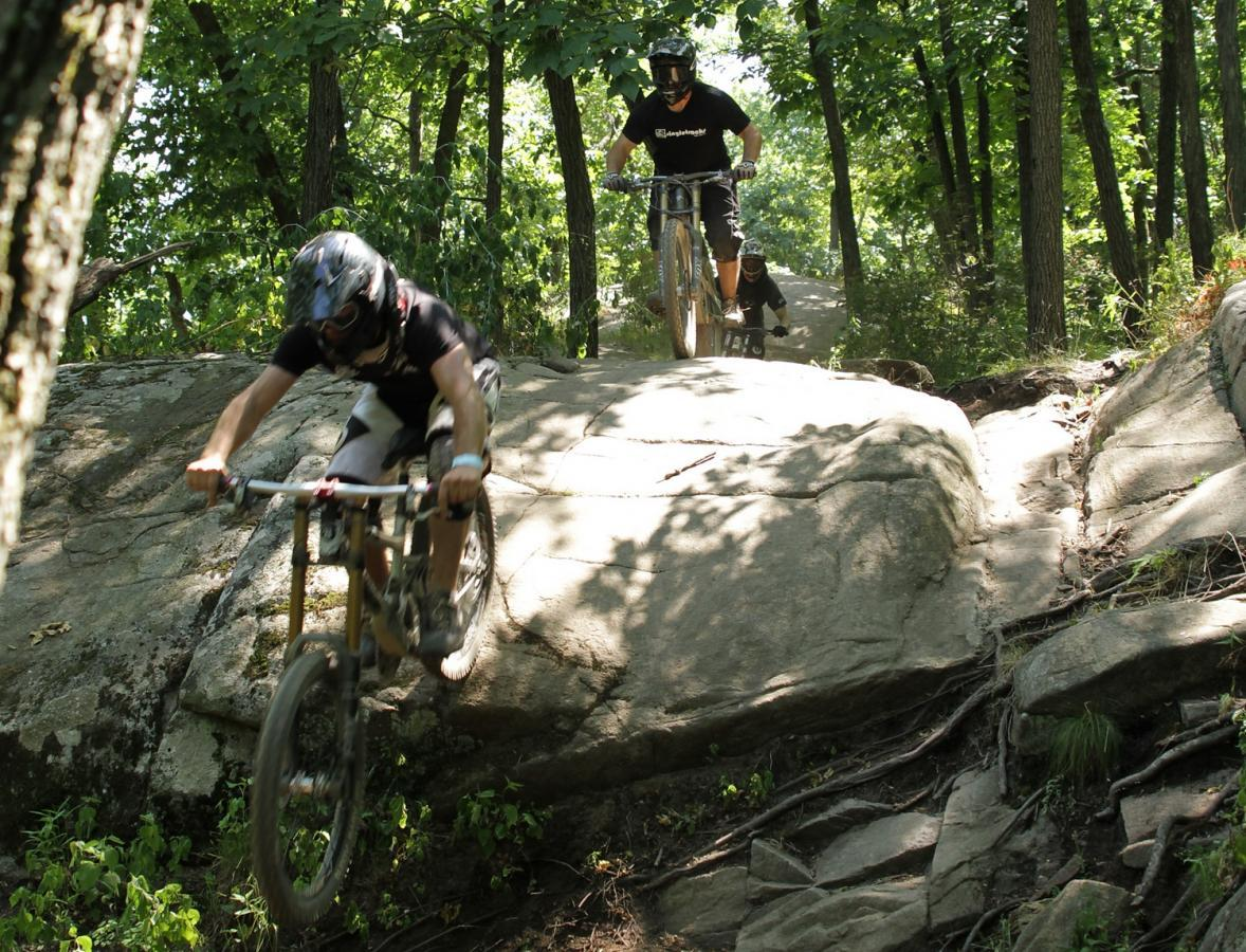 Mountain Creek Bike Park. Photo: Syd Patricio.