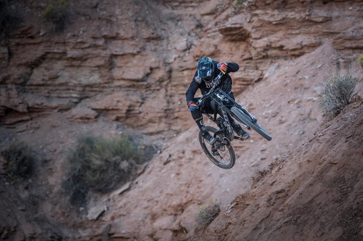 Less than 1% of riders can do half of what Kyle Jameson can do. Rider: Kyle Jameson. Photo: Ian Collins. Photo courtesy of SCOTT SPORTS USA.