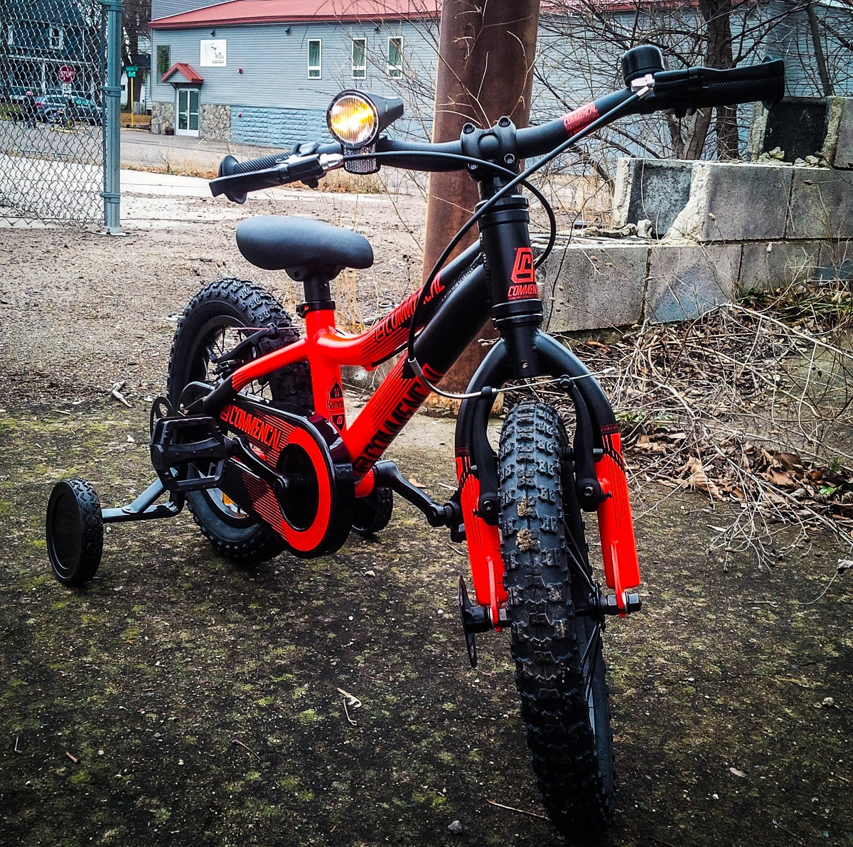 commencal red 14