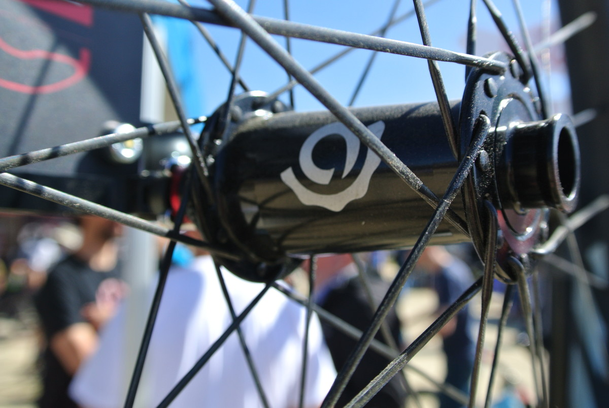Ibis is now speccing their top wheels with hubs from Industry Nine