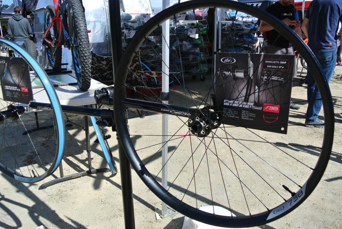 New aluminum wheels from Ibis