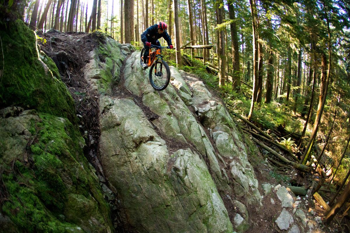rider: Jesse Melamed