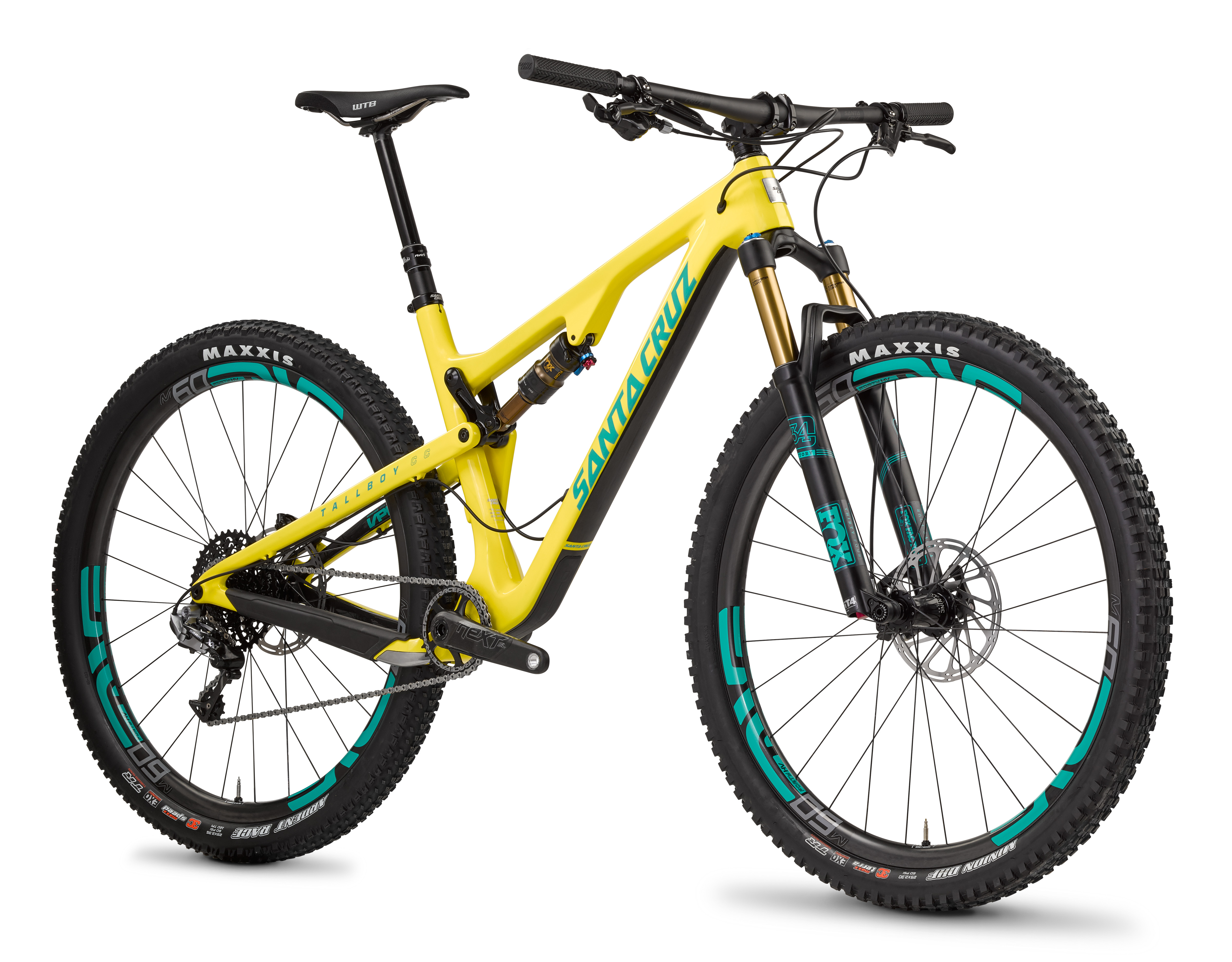 Santa Cruz Adds New Aluminum Frames and Expanded Builds for 2017 ...