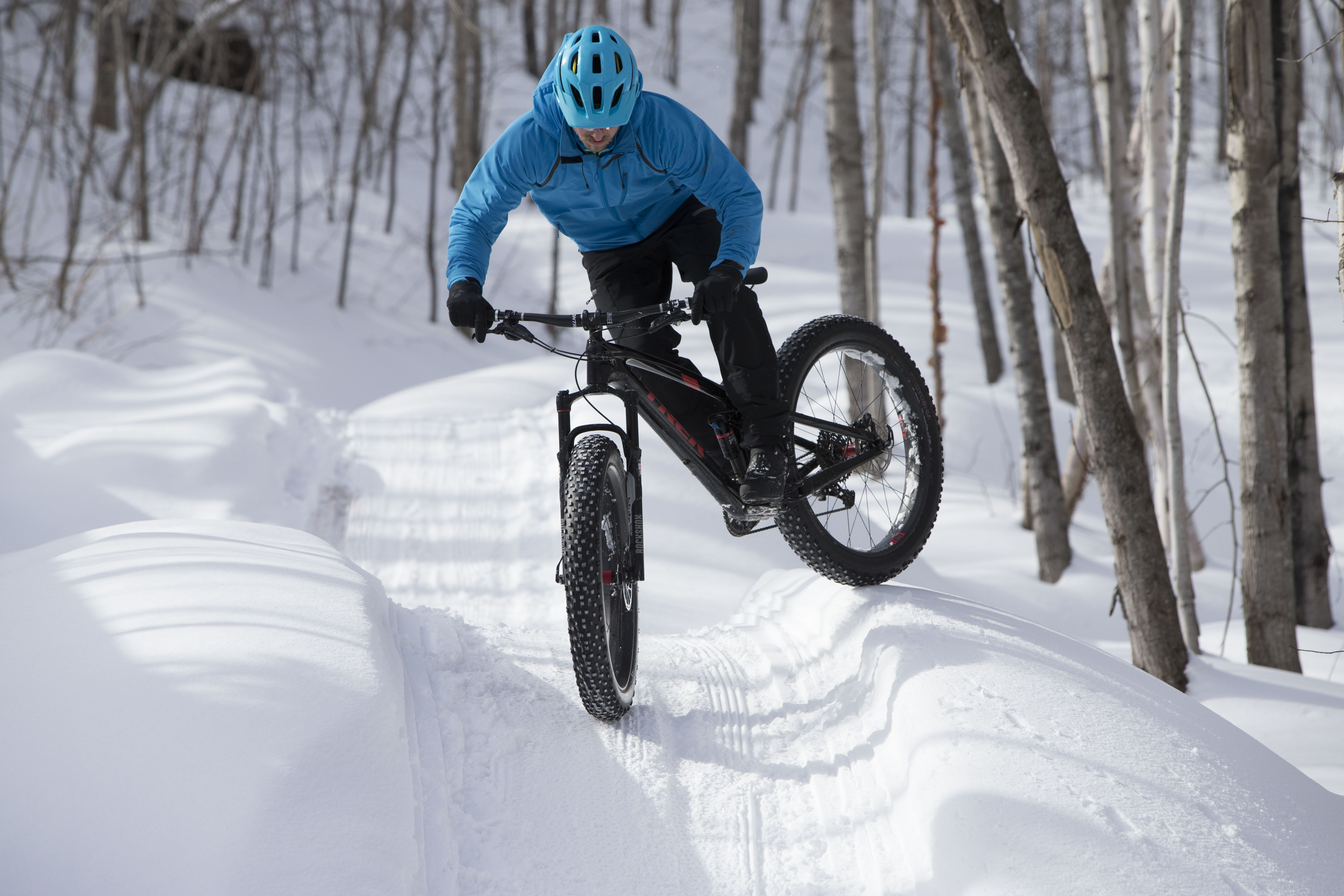 Trek Launches All New Full Suspension Fat Bike The Farley