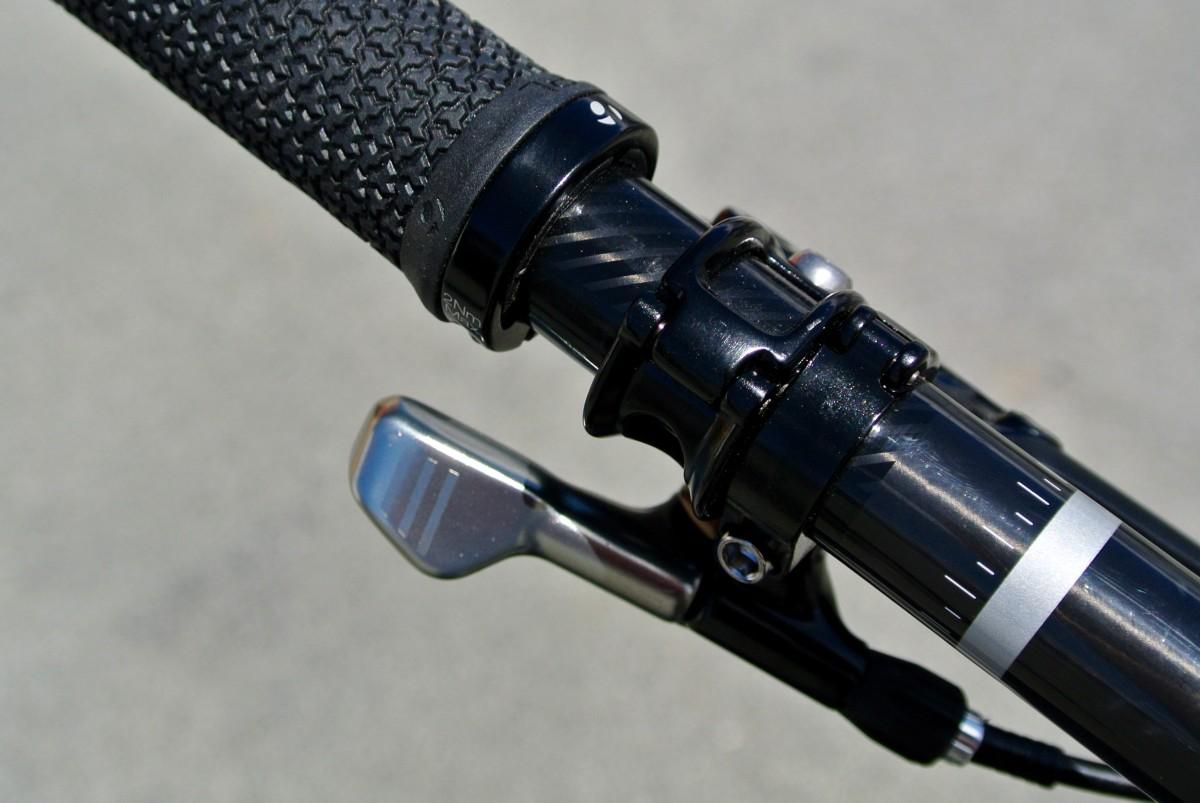Bontrager's Drop Line lever