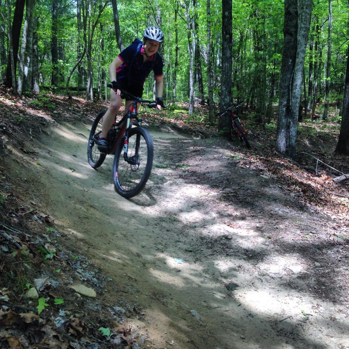 Rider: Libby K