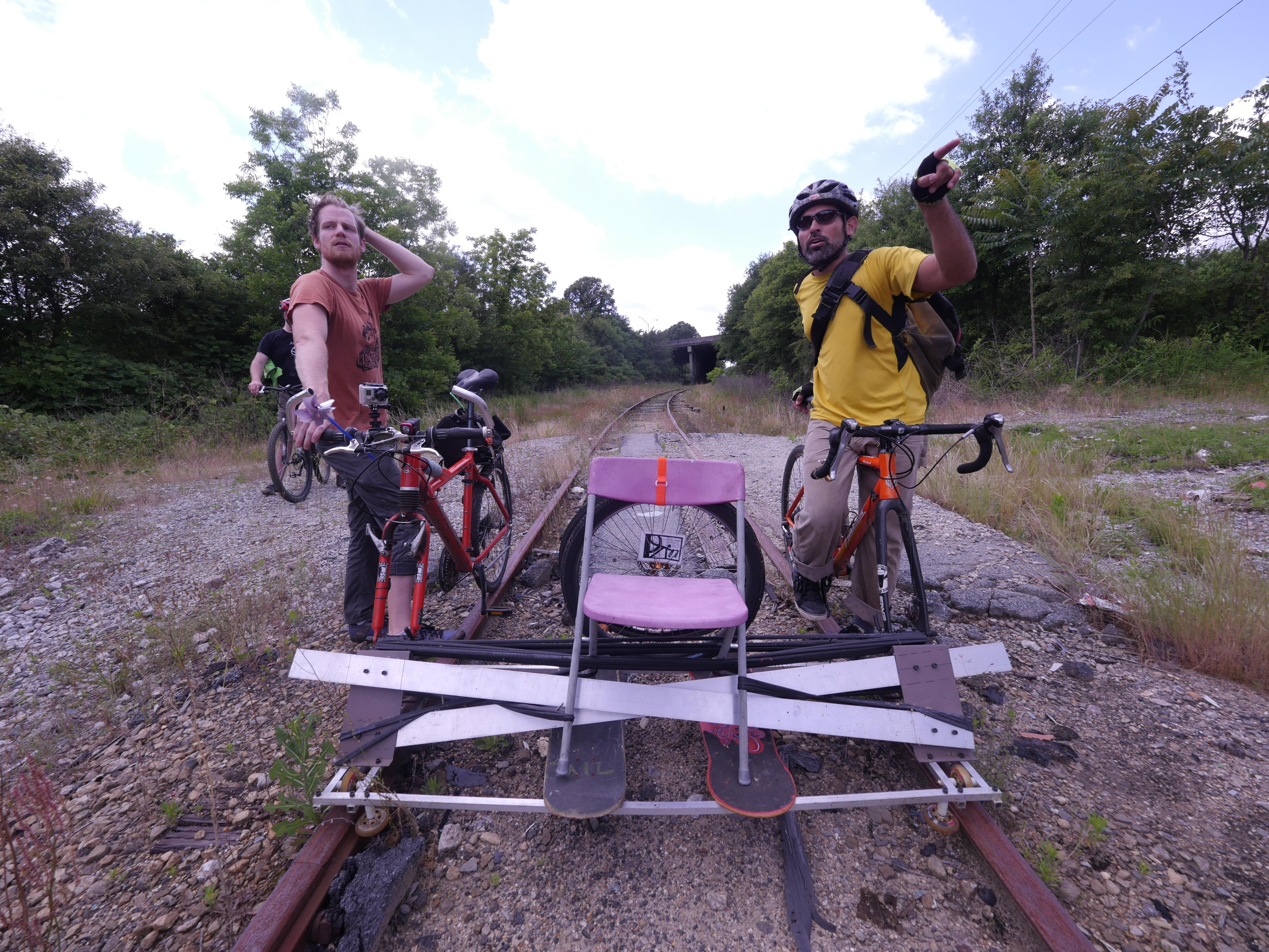 Riding On Rails With Craig Durkin Singletracks Mountain