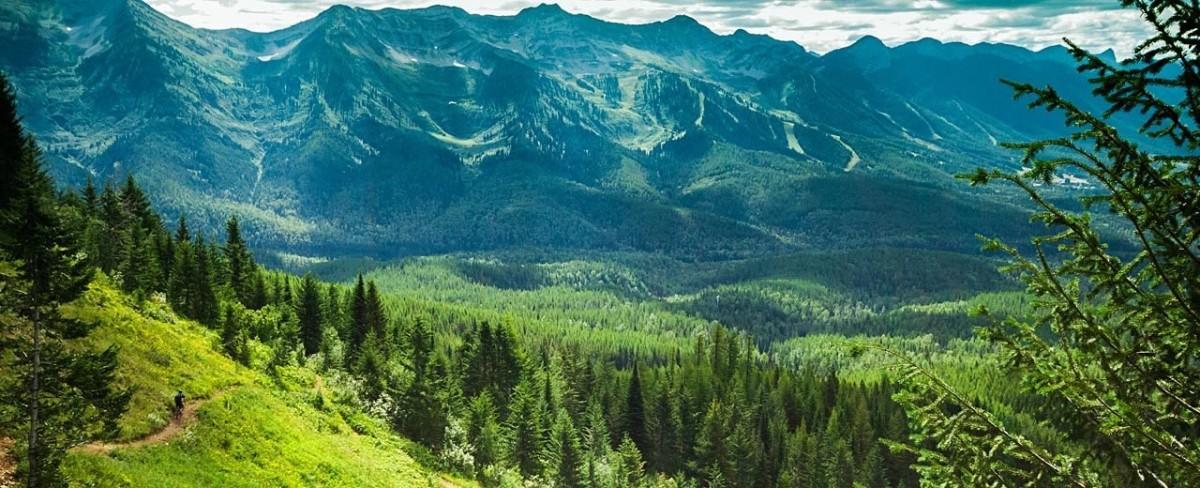 Sacred Rides - Ultimate British Columbia