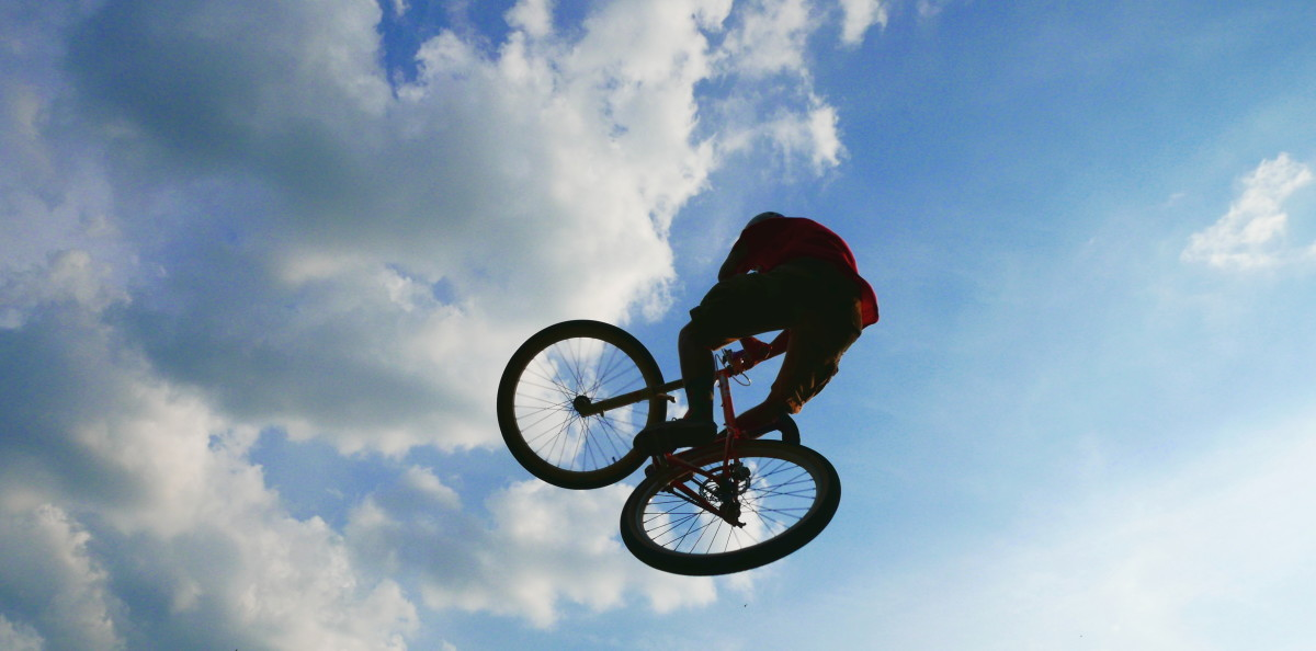 No surprise – Bentonville embraces all types of biking. Even dirt jumping.