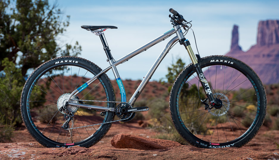 The Niner ROS 9 (photo: Niner)